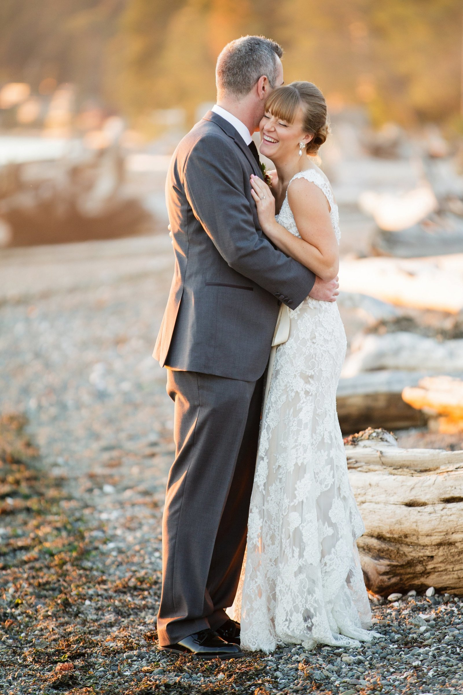 sunset-wedding-photos-on-beach-seattle