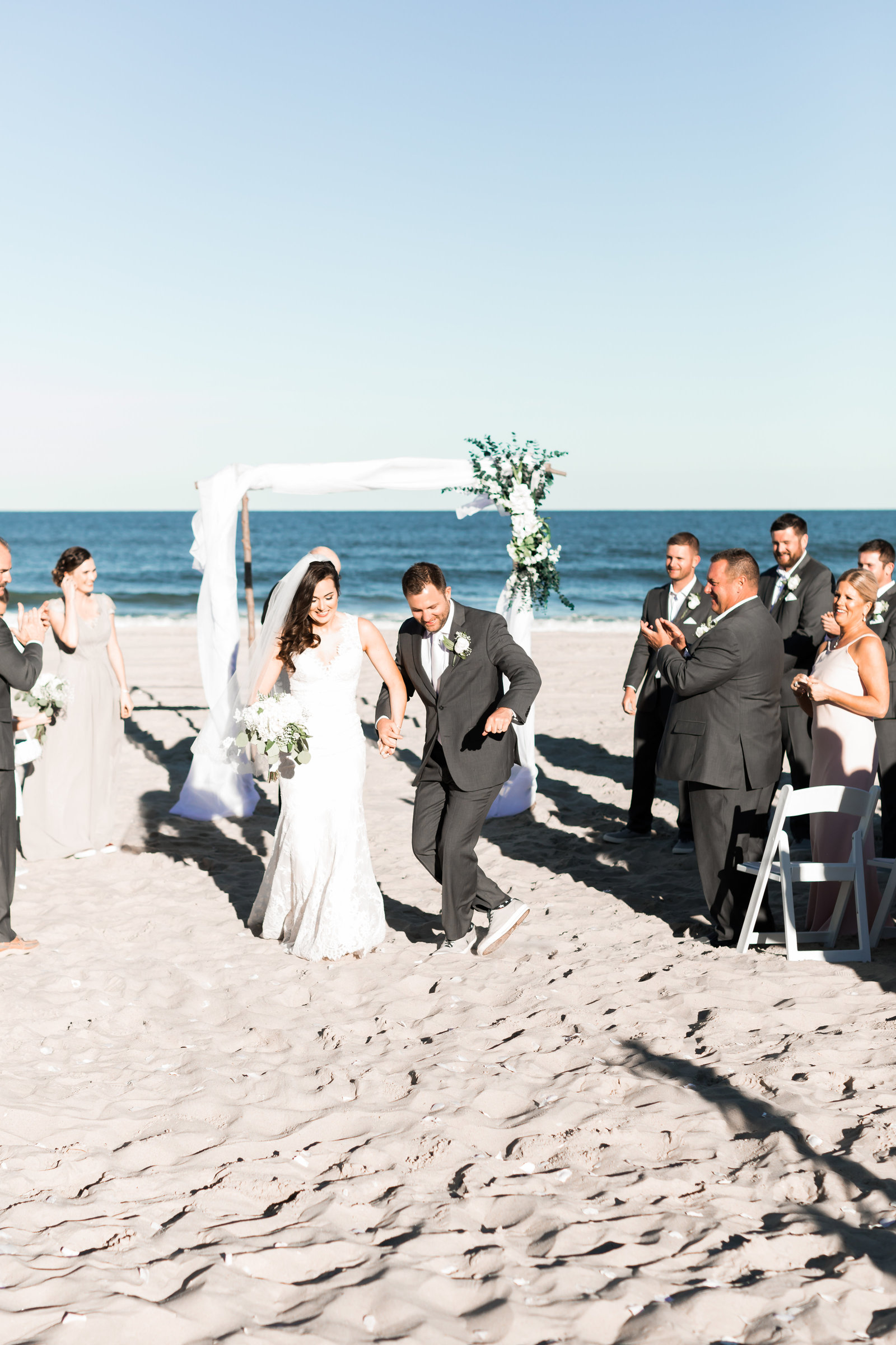 Classic Outer Banks Wedding by Elizabeth Friske Photography-35