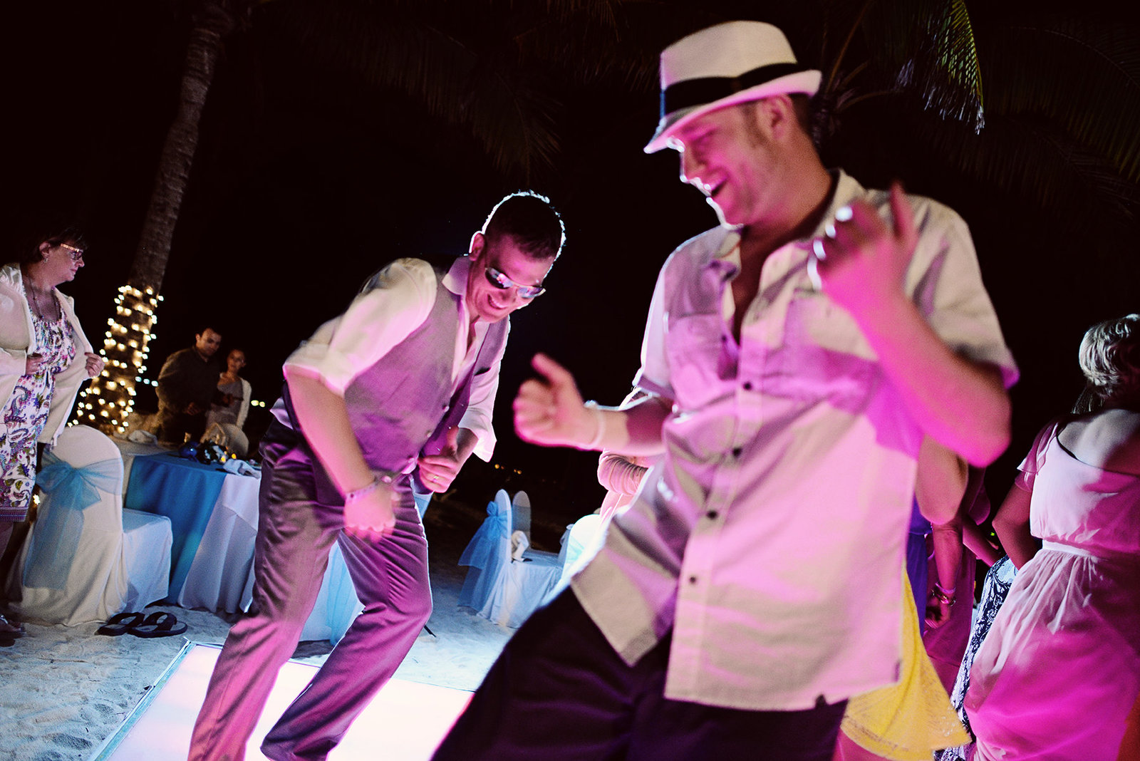 barcelo maya beach resort wedding destination wedding photographer bryan newfield photography 53