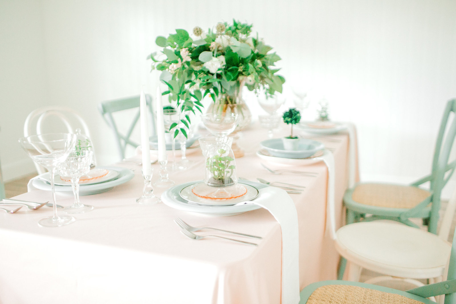 Ava Loren Design Kamesha Richard Fine Art Soft Pastel Table Design Florals Andrew & Tianna Photography-10