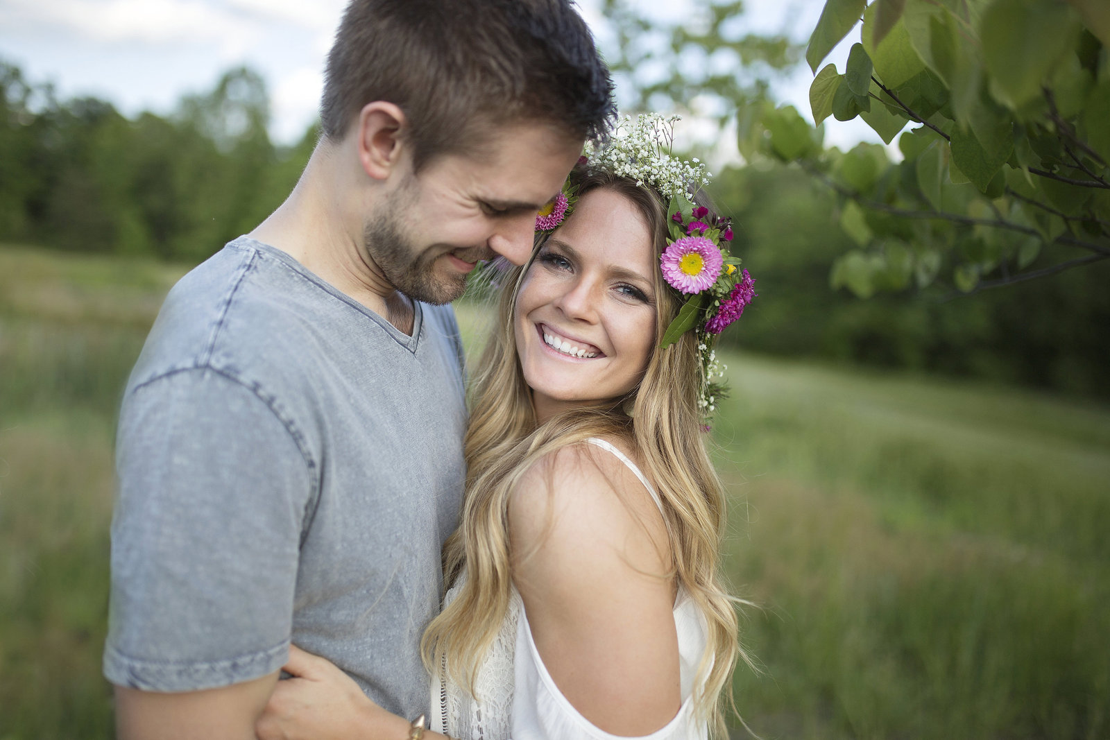 Nashville Tn engagement photographers