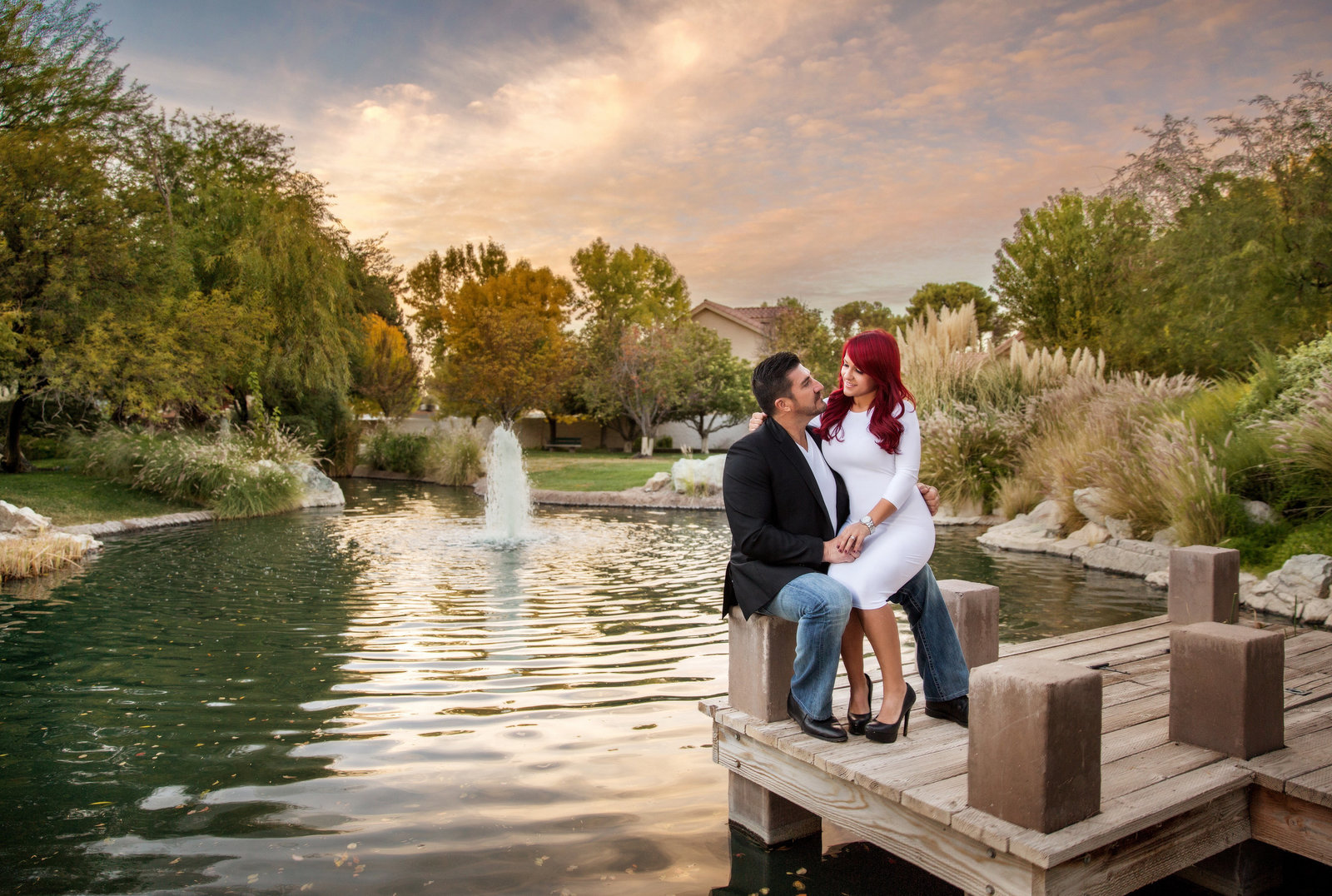 Las Vegas Engagemnet Photo Session_0038