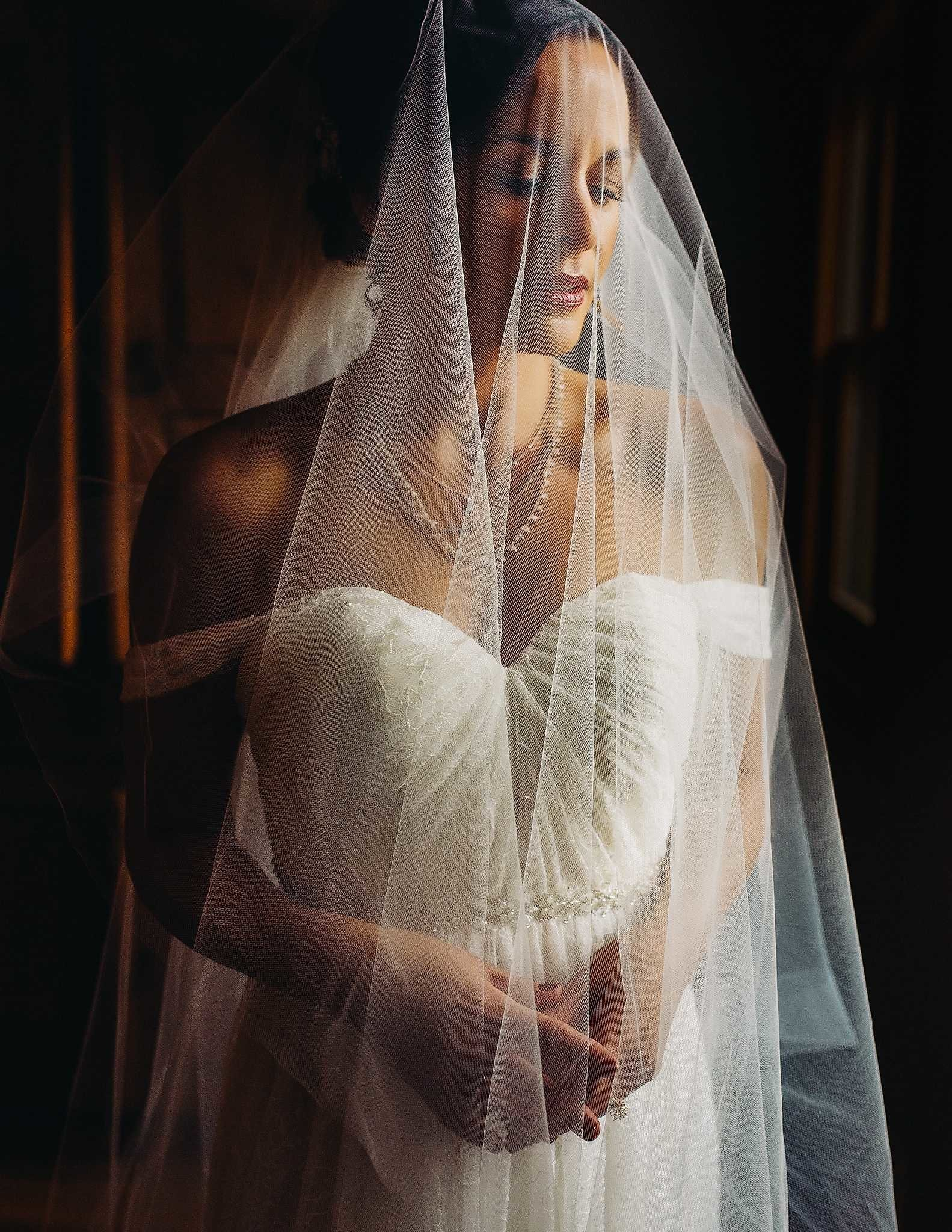 Bride-with-veil-classic-portrait-charleston-Wedding-Photographers-in-Charleston-SC-Fia-Forever-Photography