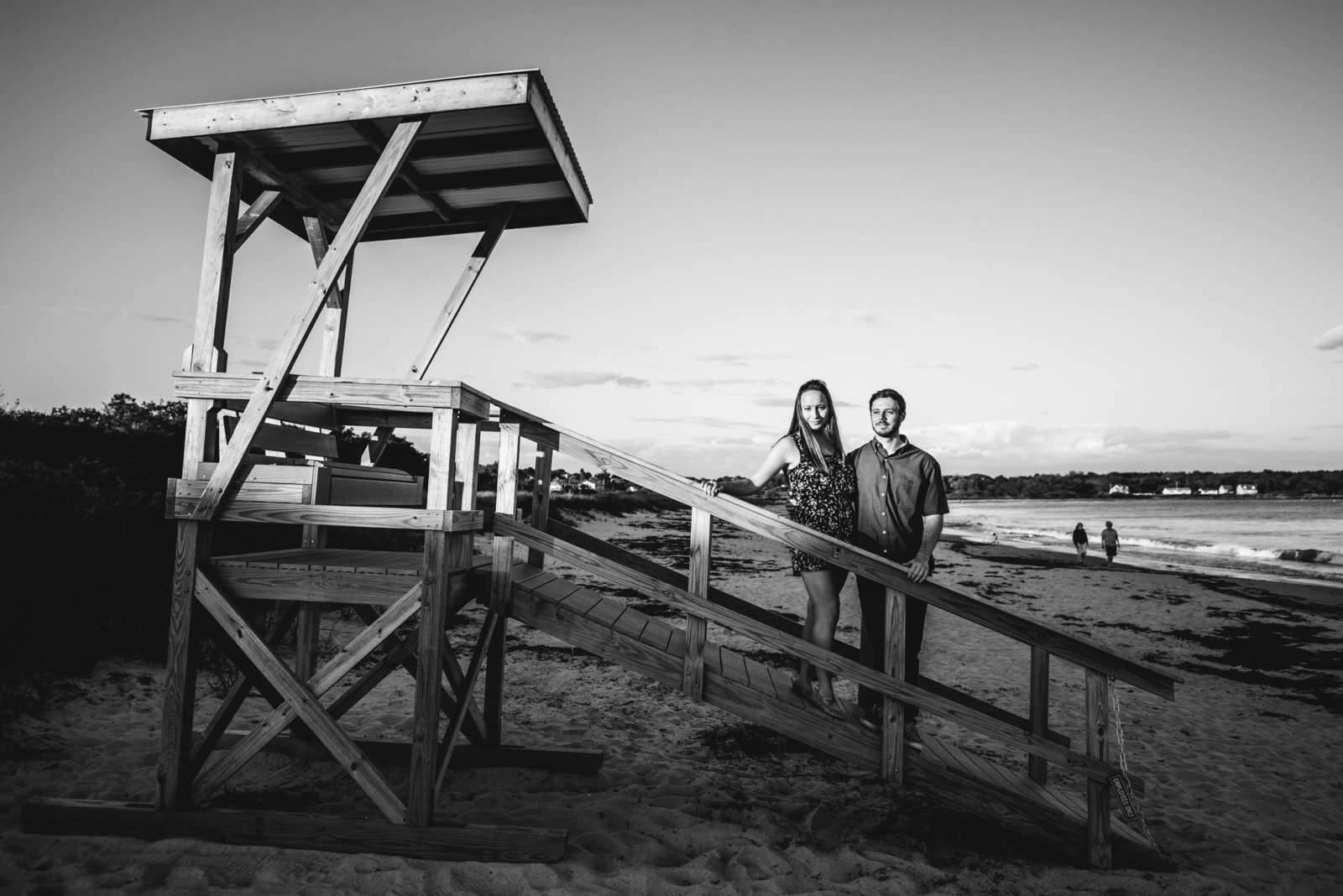 Lifeguard Engagement Session