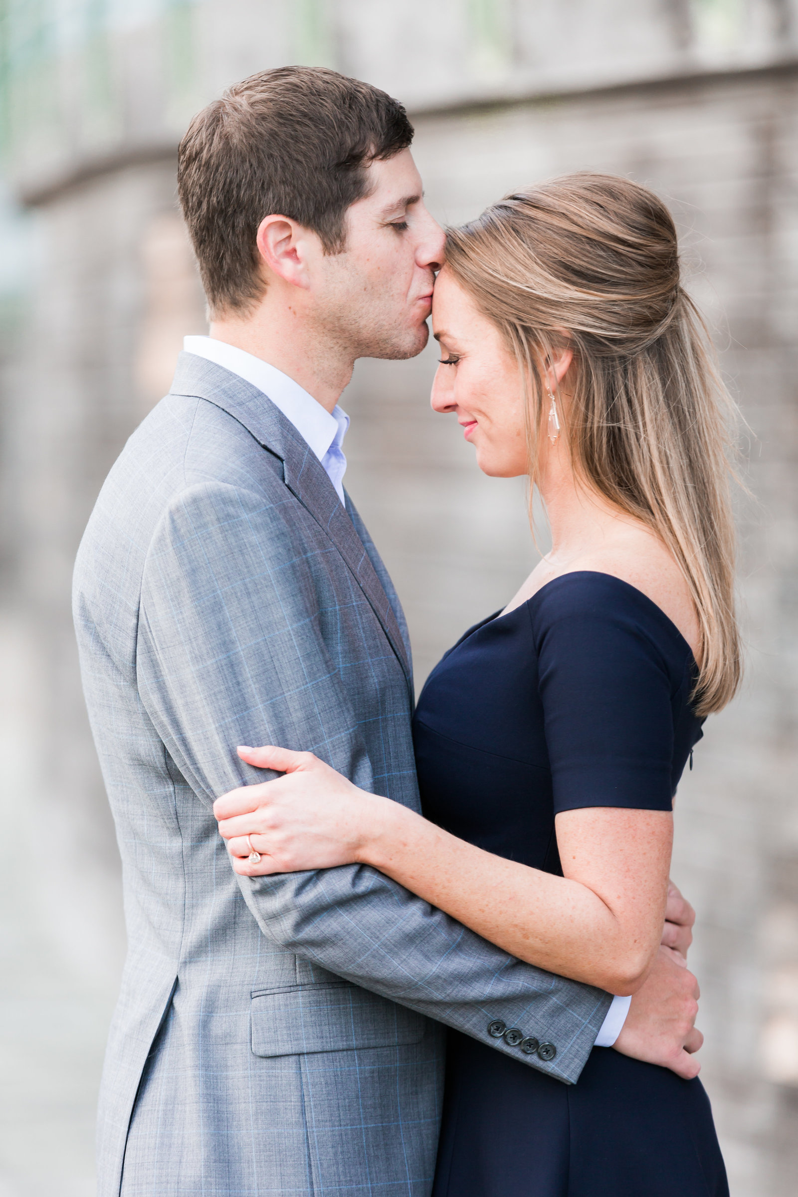 Downtown Norfolk Classic Engagement Session by Elizabeth Friske Photography-18