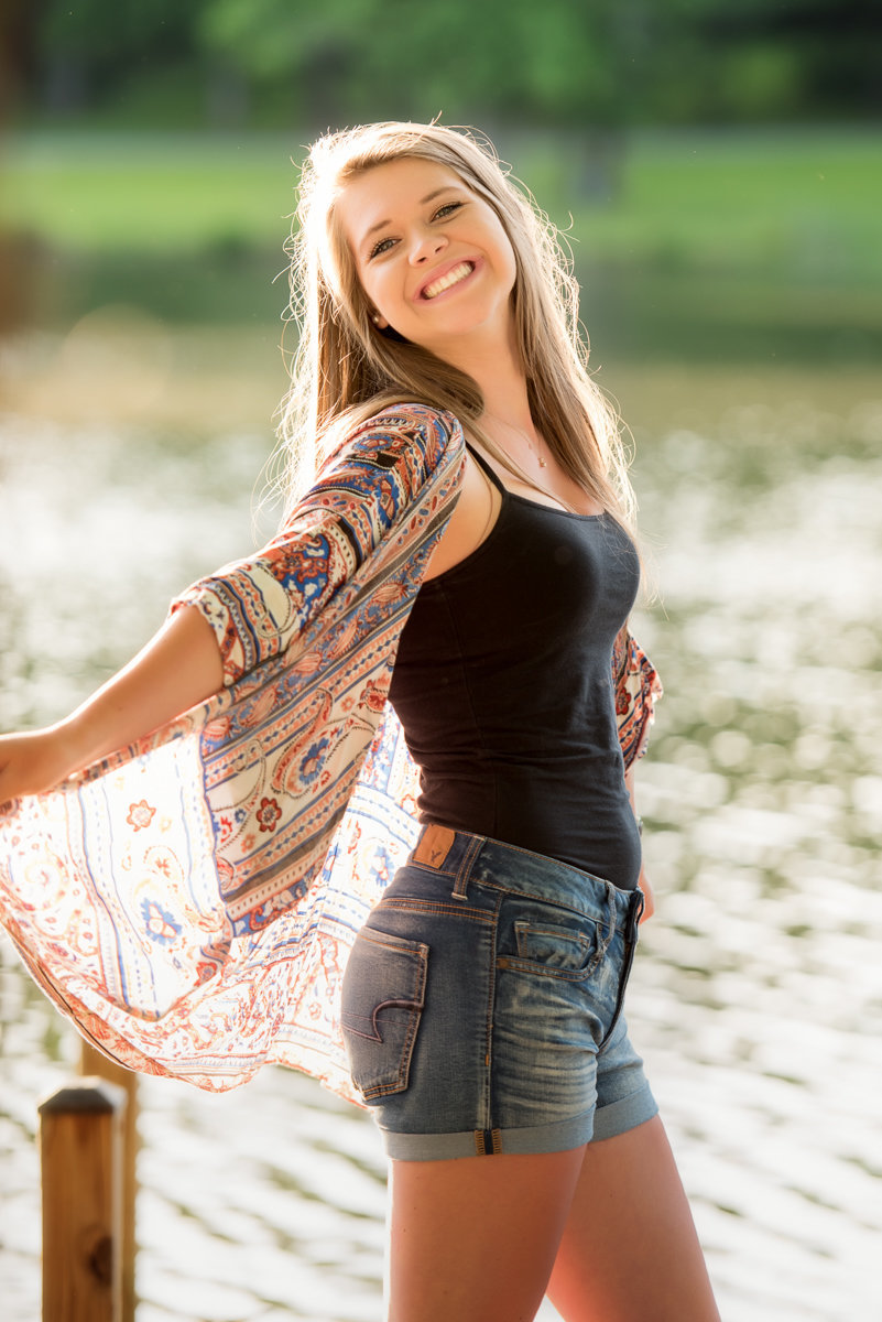 leigh joy photography alabama high school senior portrait