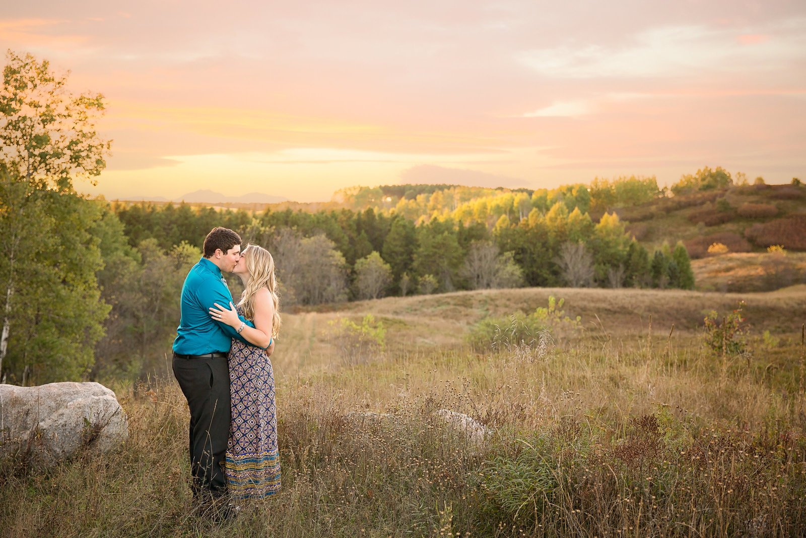 Northern Wisconsin Engagement Destination with http://www.photosbyciera.com