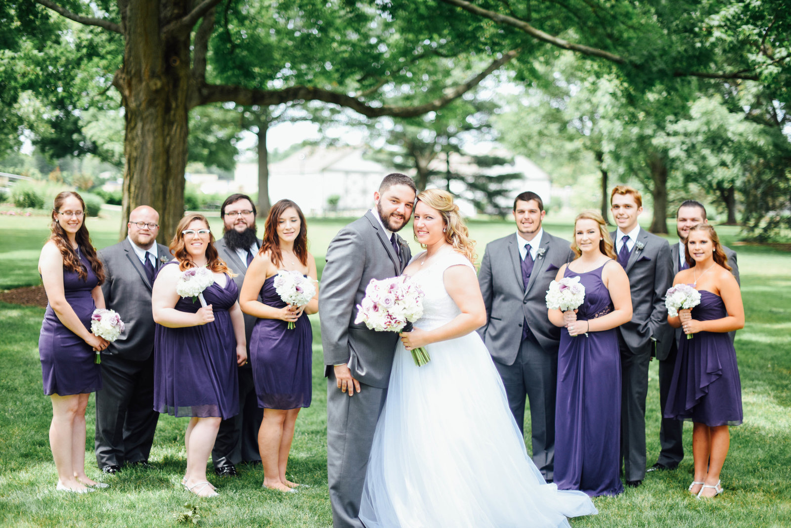 Wedding Bridal Party Photographer