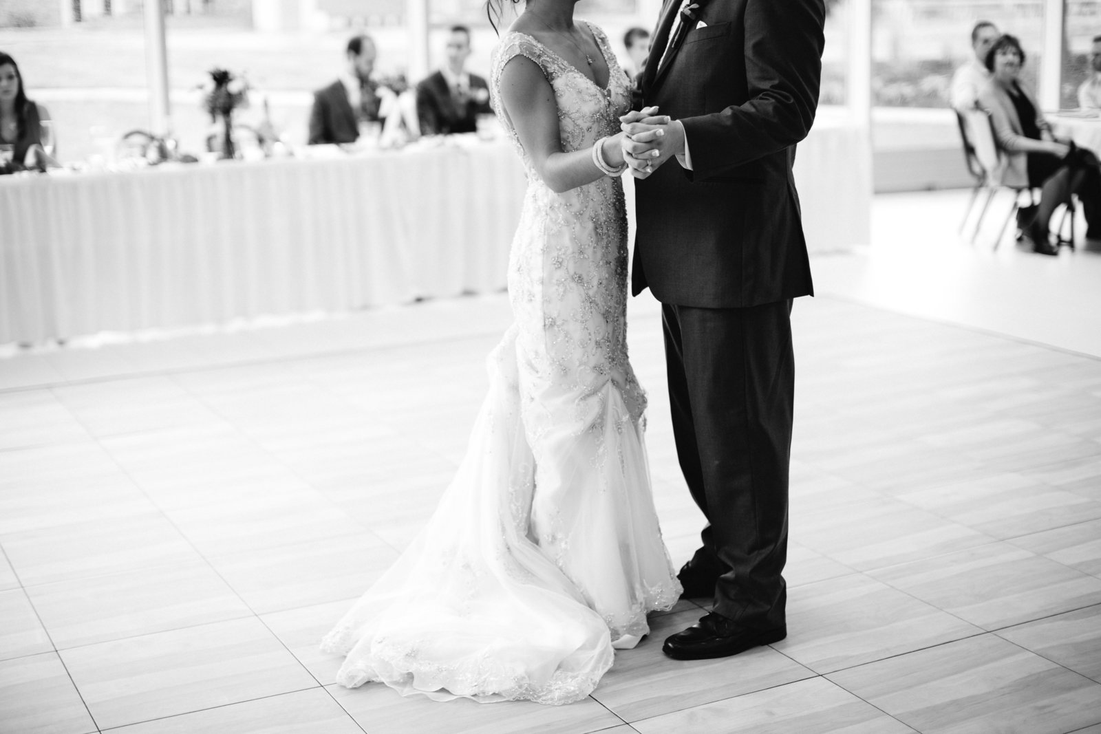 Ohio wedding at the KSU Center for Performing Arts by Austin and Rachel Photography
