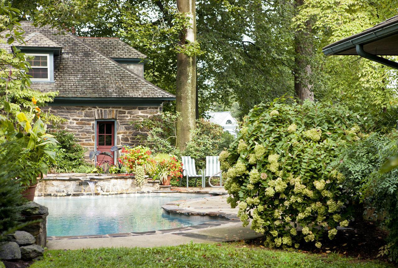 Philadelphia Eco Garden Design 043w