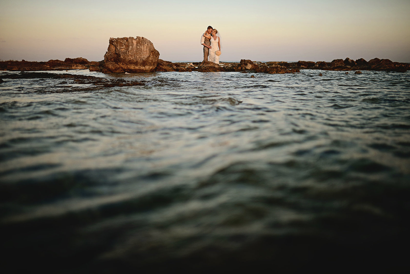 barcelo maya beach resort wedding destination wedding photographer bryan newfield photography 39