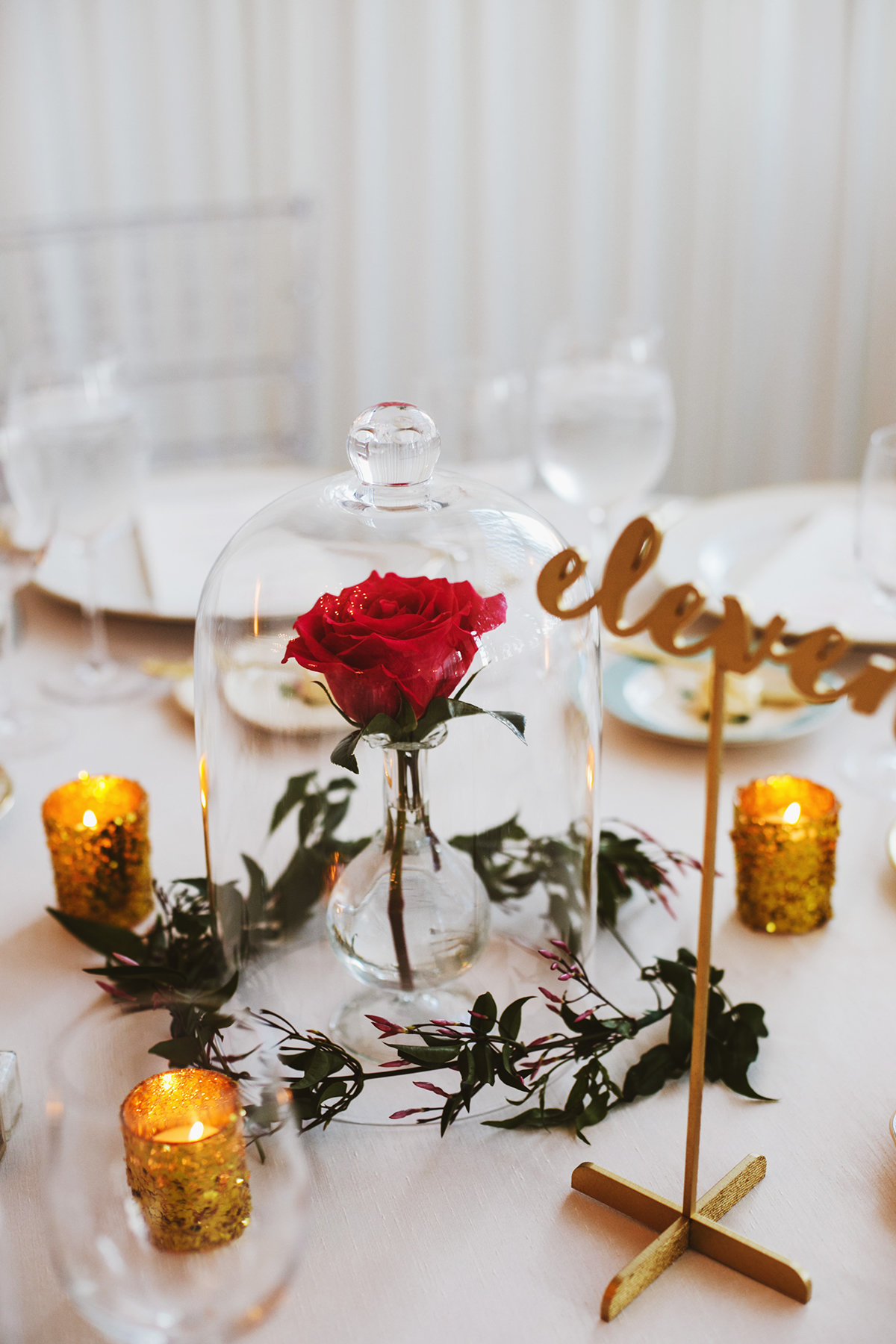 Wedding centerpiece ideas for disney theme