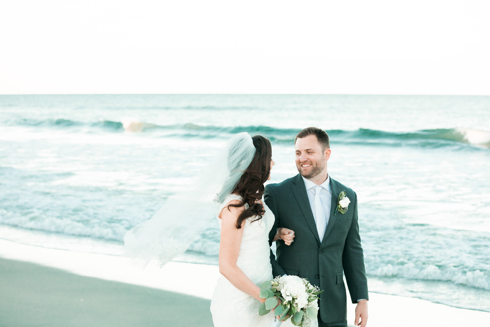 Classic Outer Banks Wedding by Elizabeth Friske Photography-47