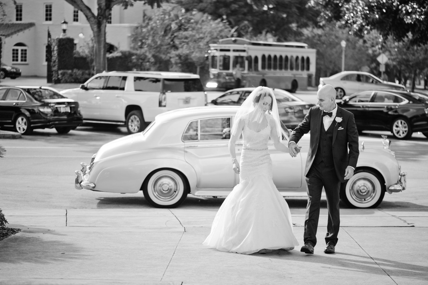 Miami Church of the Little Flower wedding photography 00415