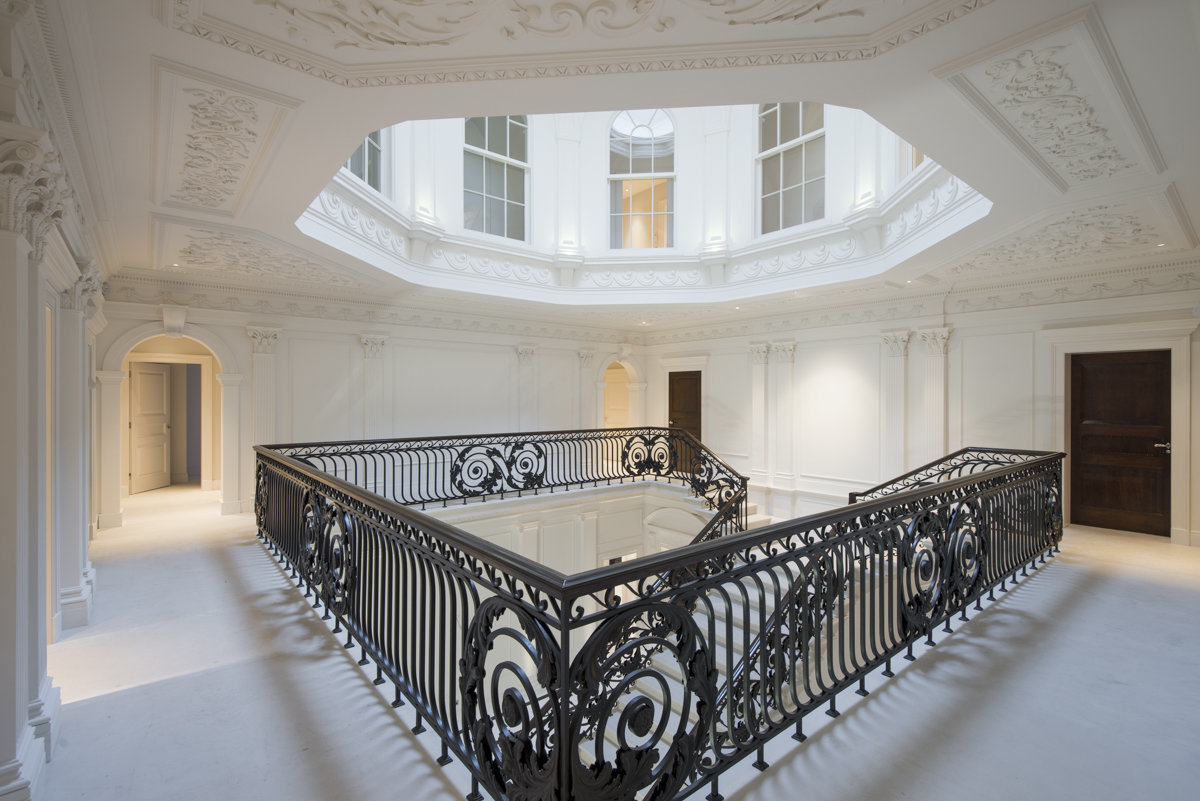 mansion house staircase solutions