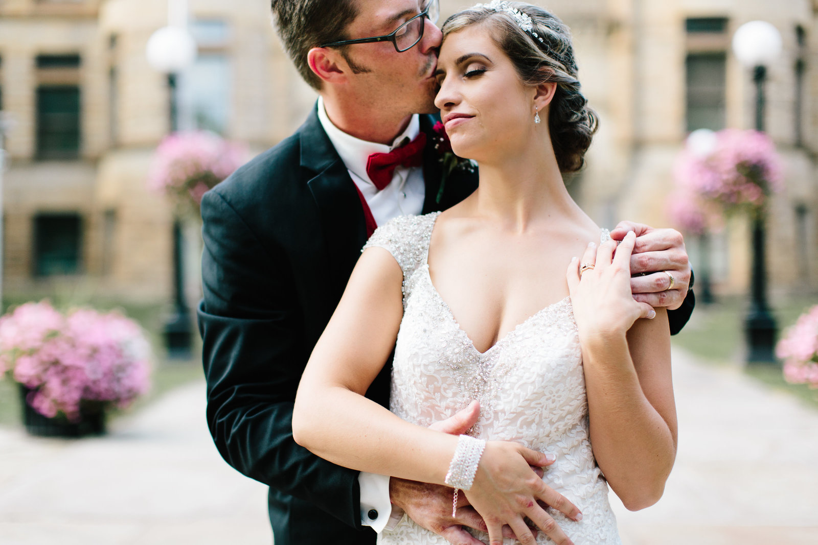 Cleveland Ohio wedding by Austin and Rachel Photography