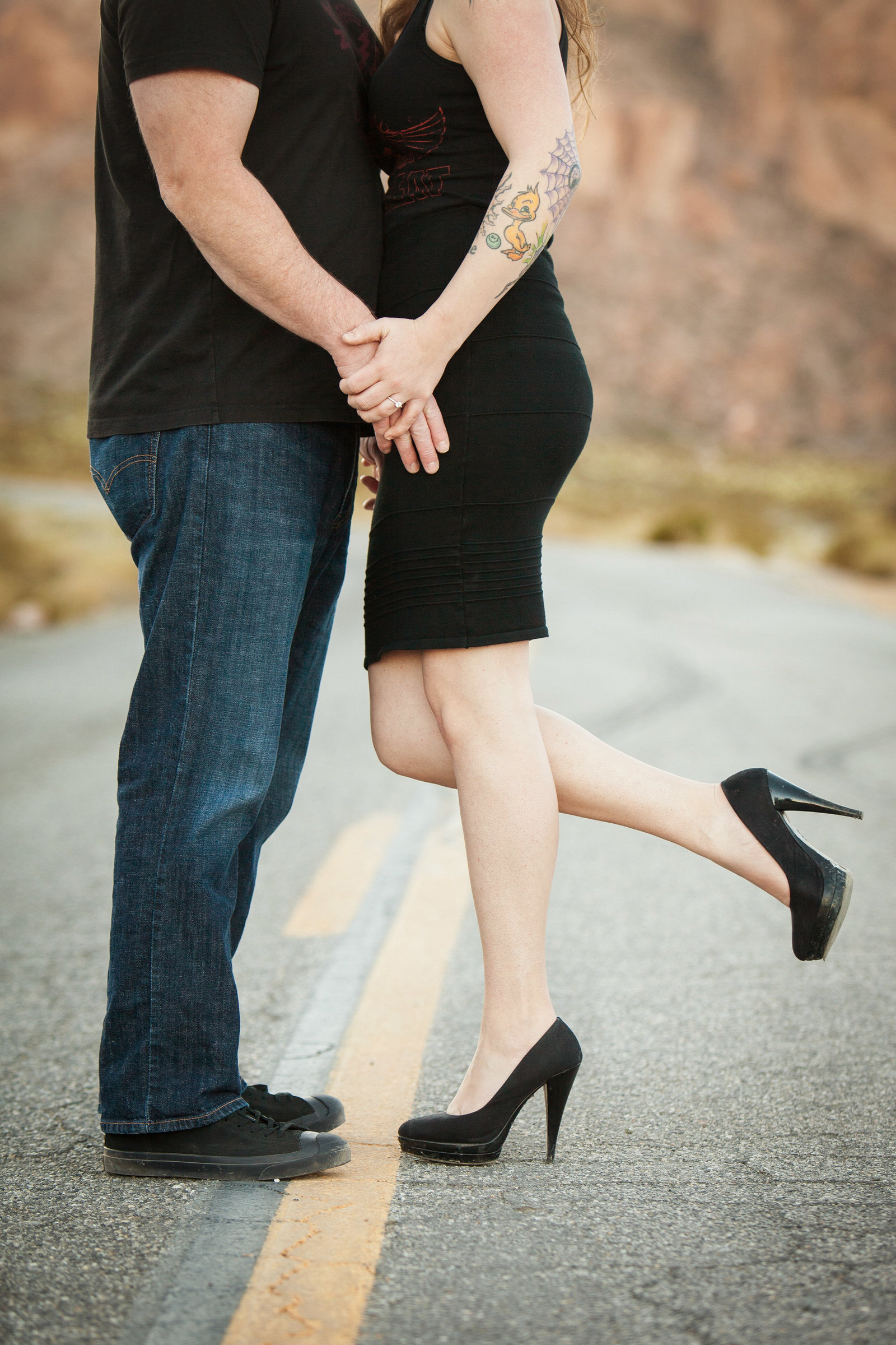 Las Vegas Engagemnet Photo Session_0071
