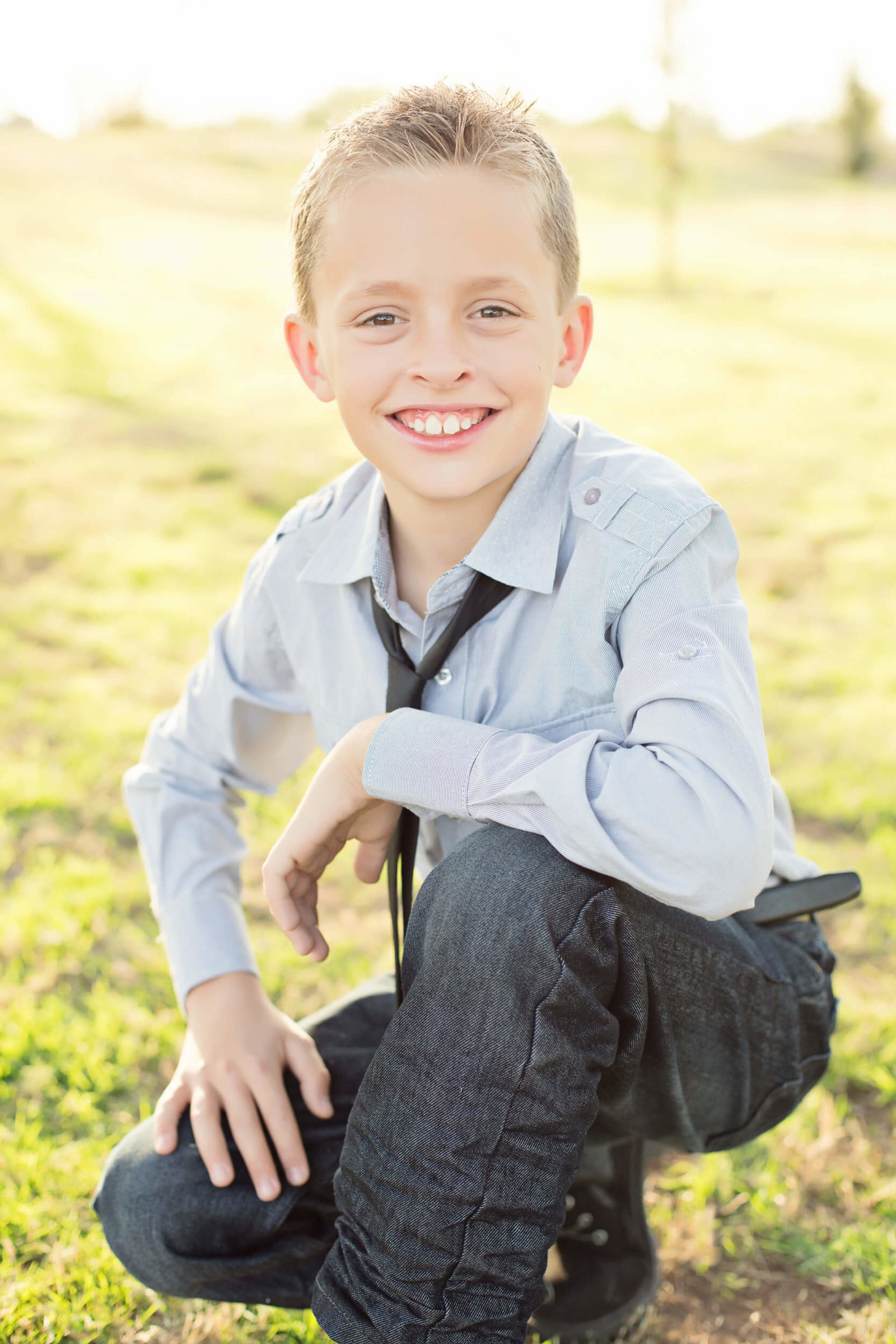 outdoor boy photography in arizona