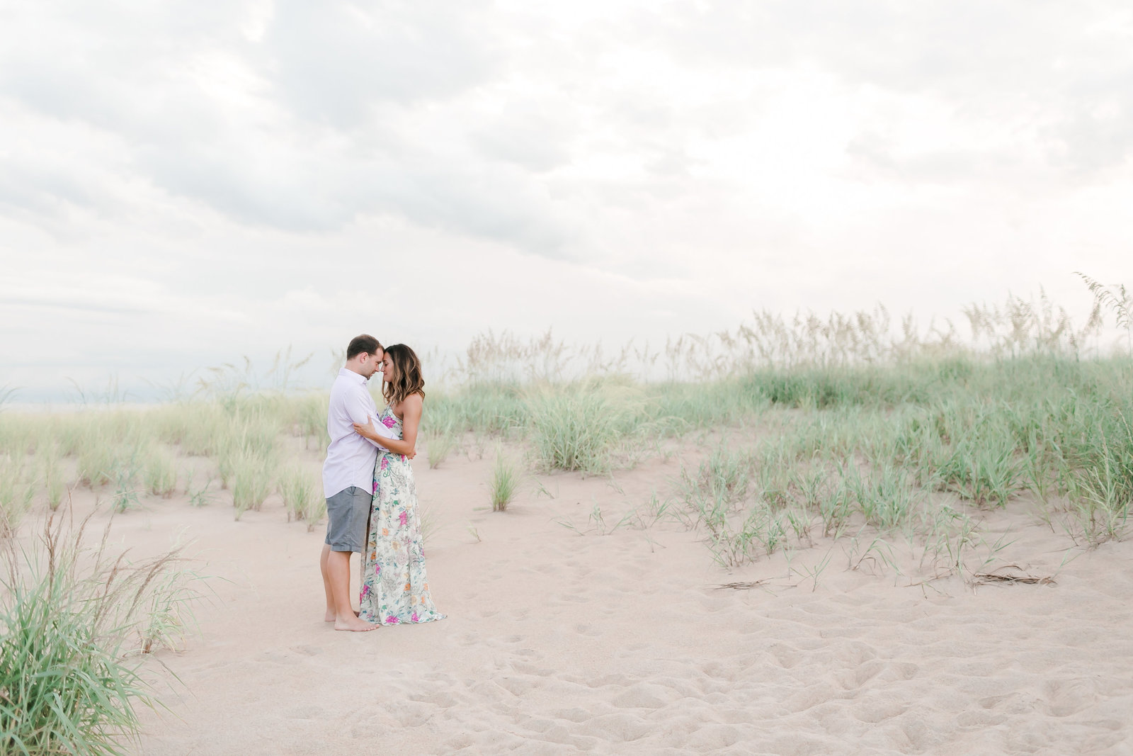 Virginia Beach Anniversary Session by Elizabeth Friske Photography-35