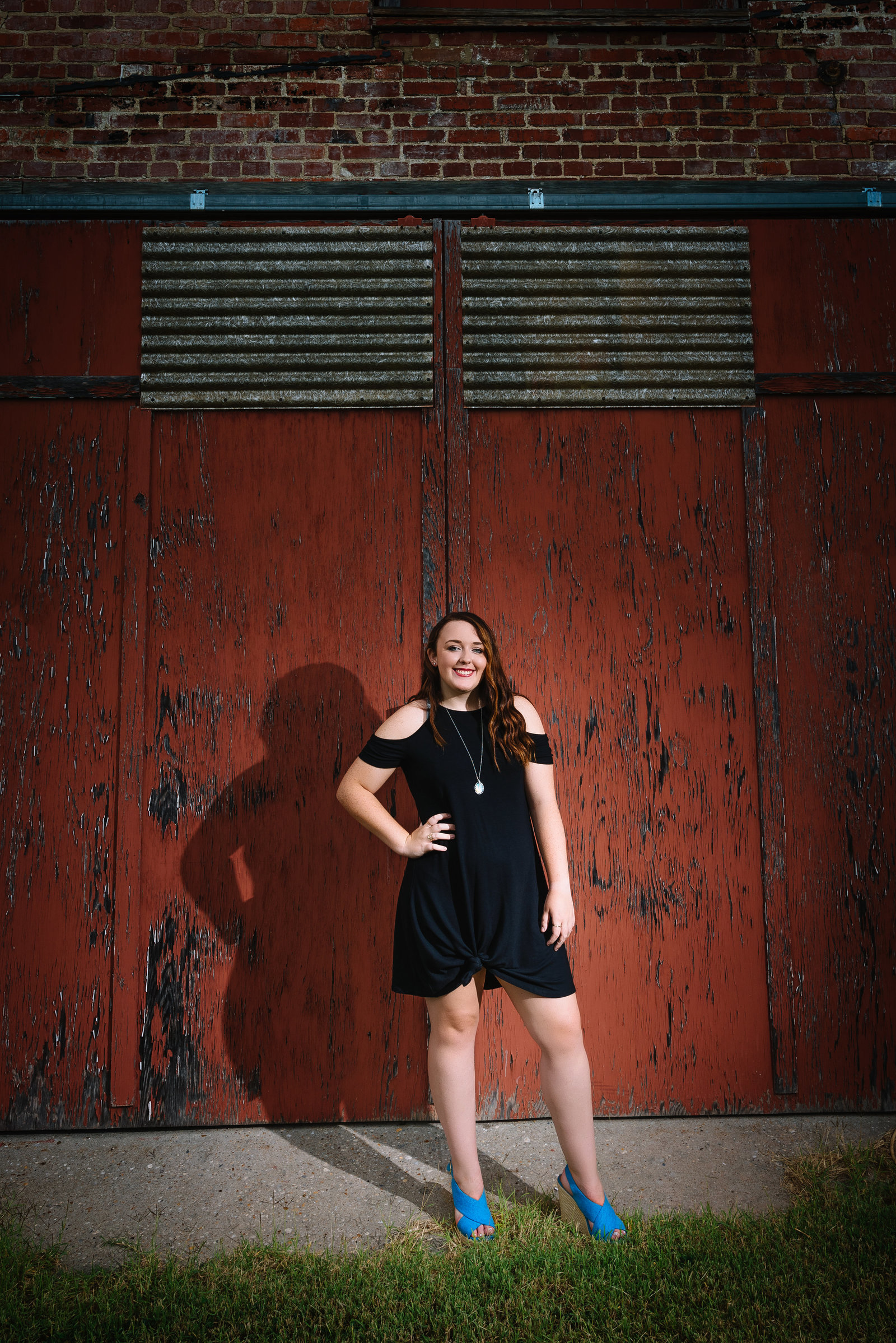 cambridge md senior portraits nicole barr 7