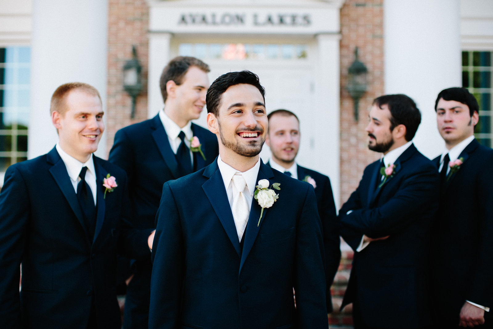 Youngstown Ohio wedding at the Avalon Golf and Country Club by Austin and Rachel Photography