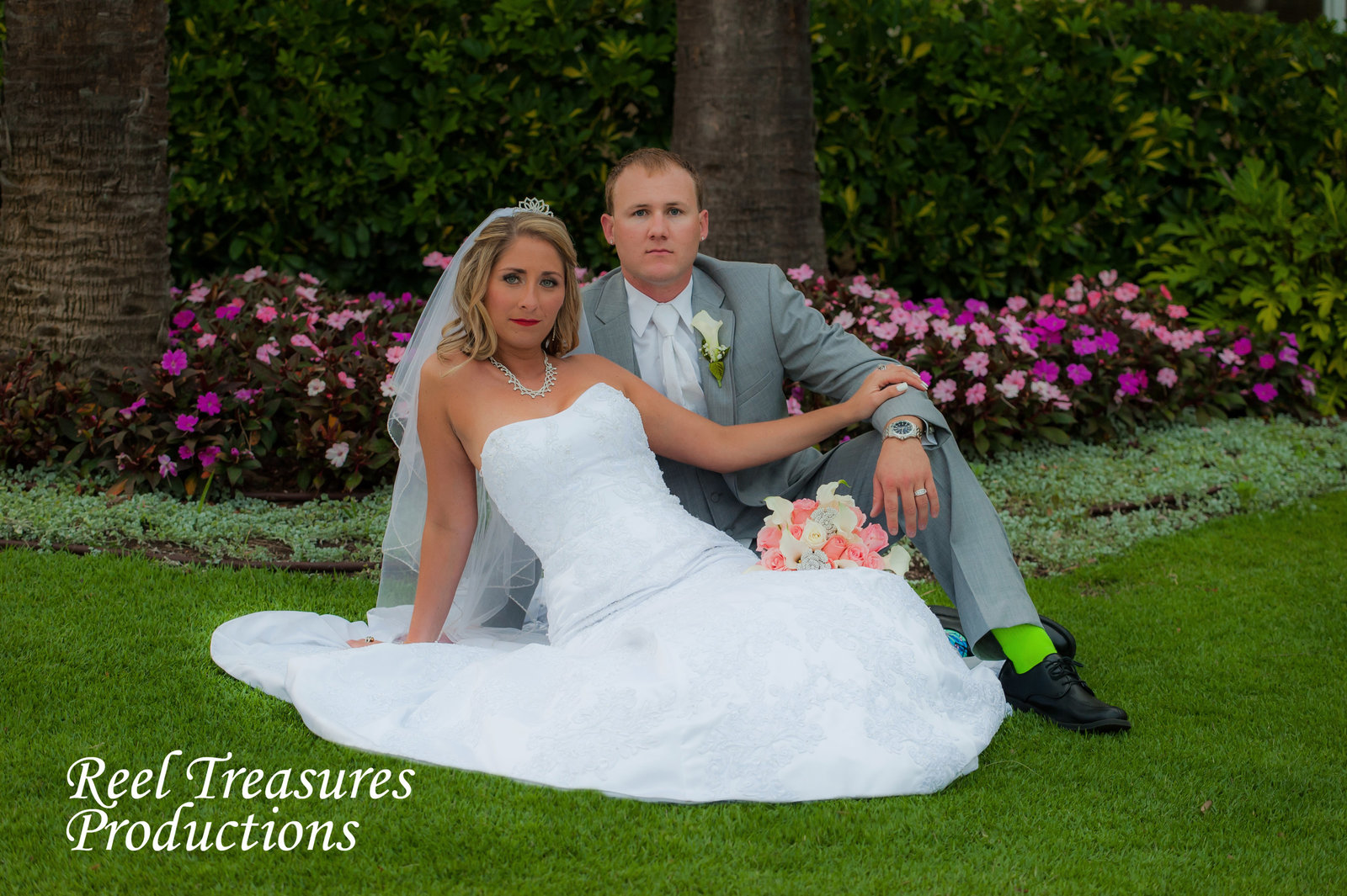 Whether its an intimate beach wedding or a large formal wedding at one of Florida's famous resorts, we will work with you to create the scenes and moments that will last an entire lifetime.
