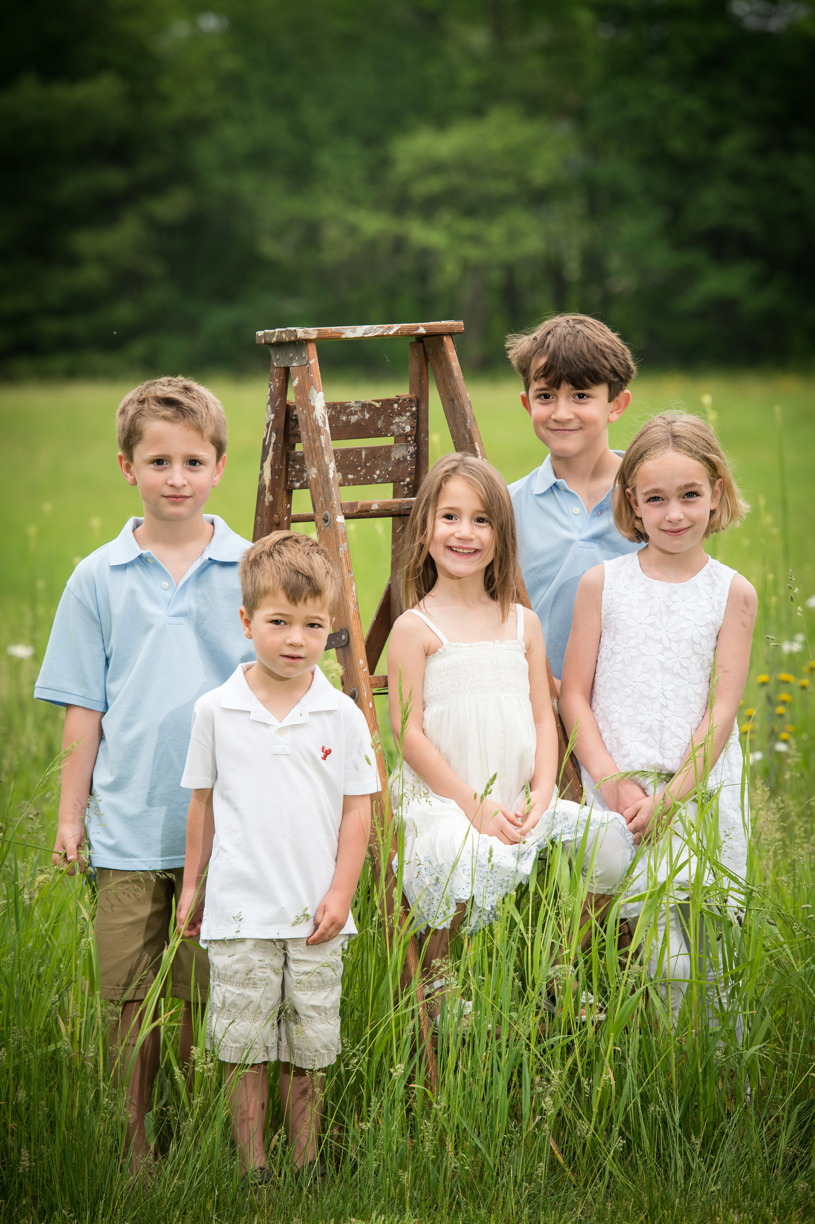 01 - Family Portraits - Maine Family Portraits-9