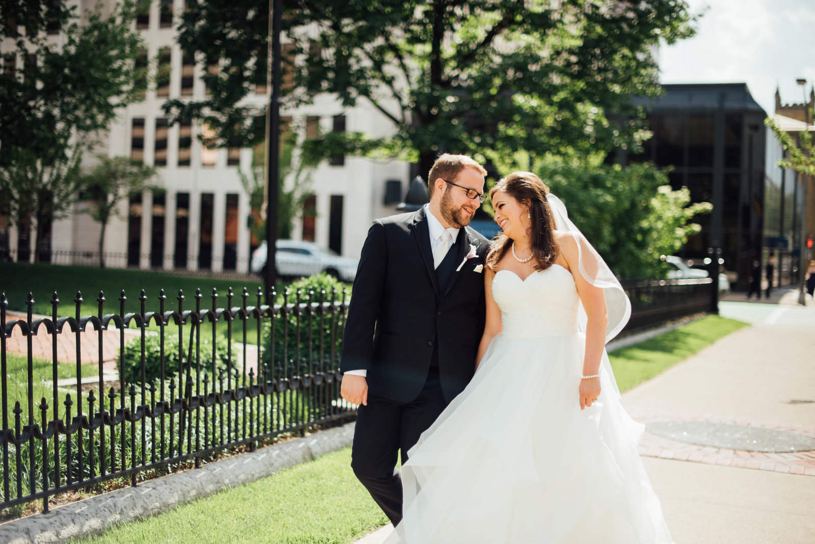 Columbus Wedding Photographer