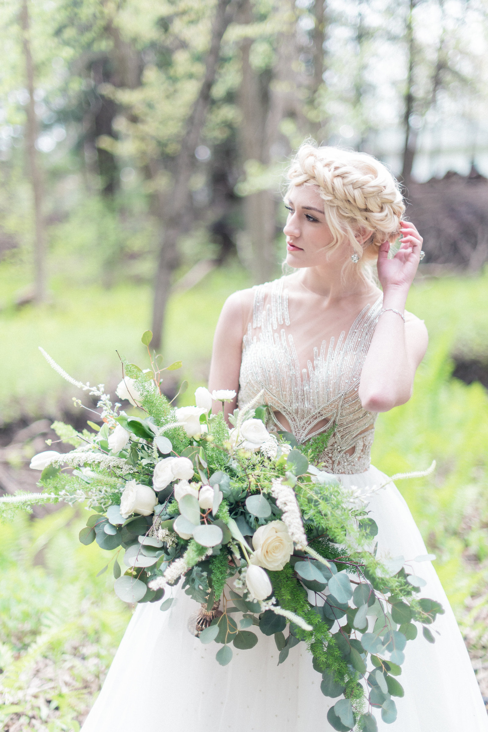 Styled Shoot Ethereal in Dove Grey-9