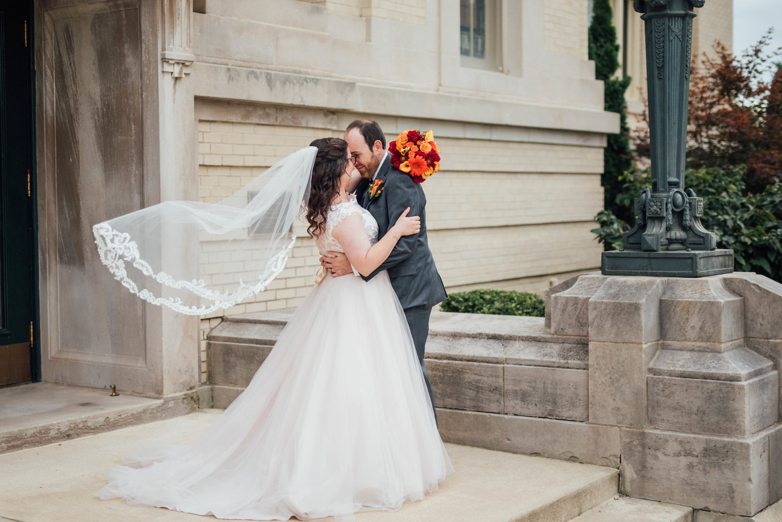 Columbus Ohio Wedding Photorapher