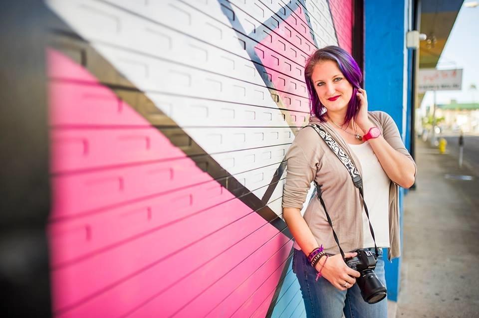 Jenna Heard of Creatrix Photography