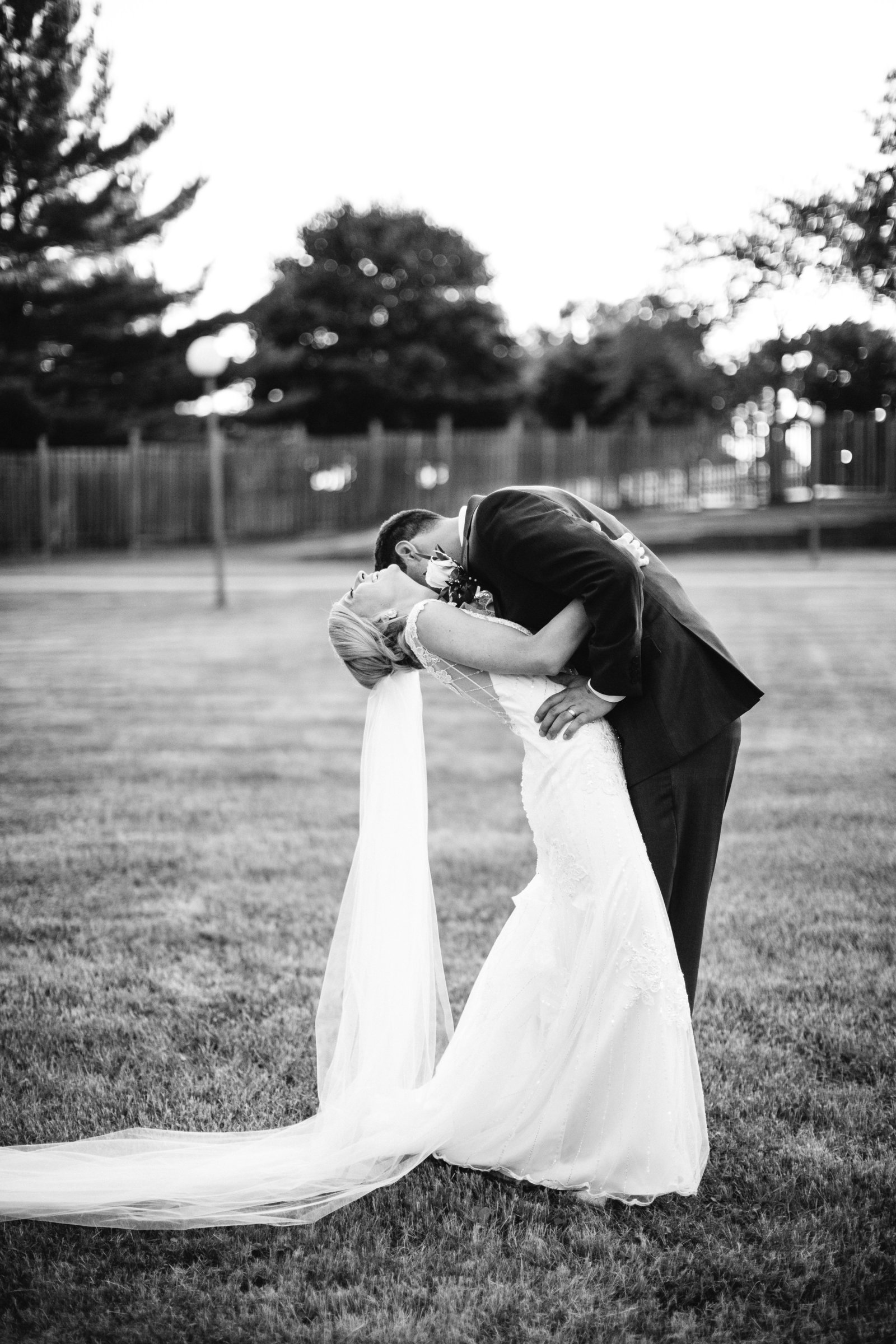 Louisville, Ohio wedding at Skyland Pines by Austin and Rachel Photography