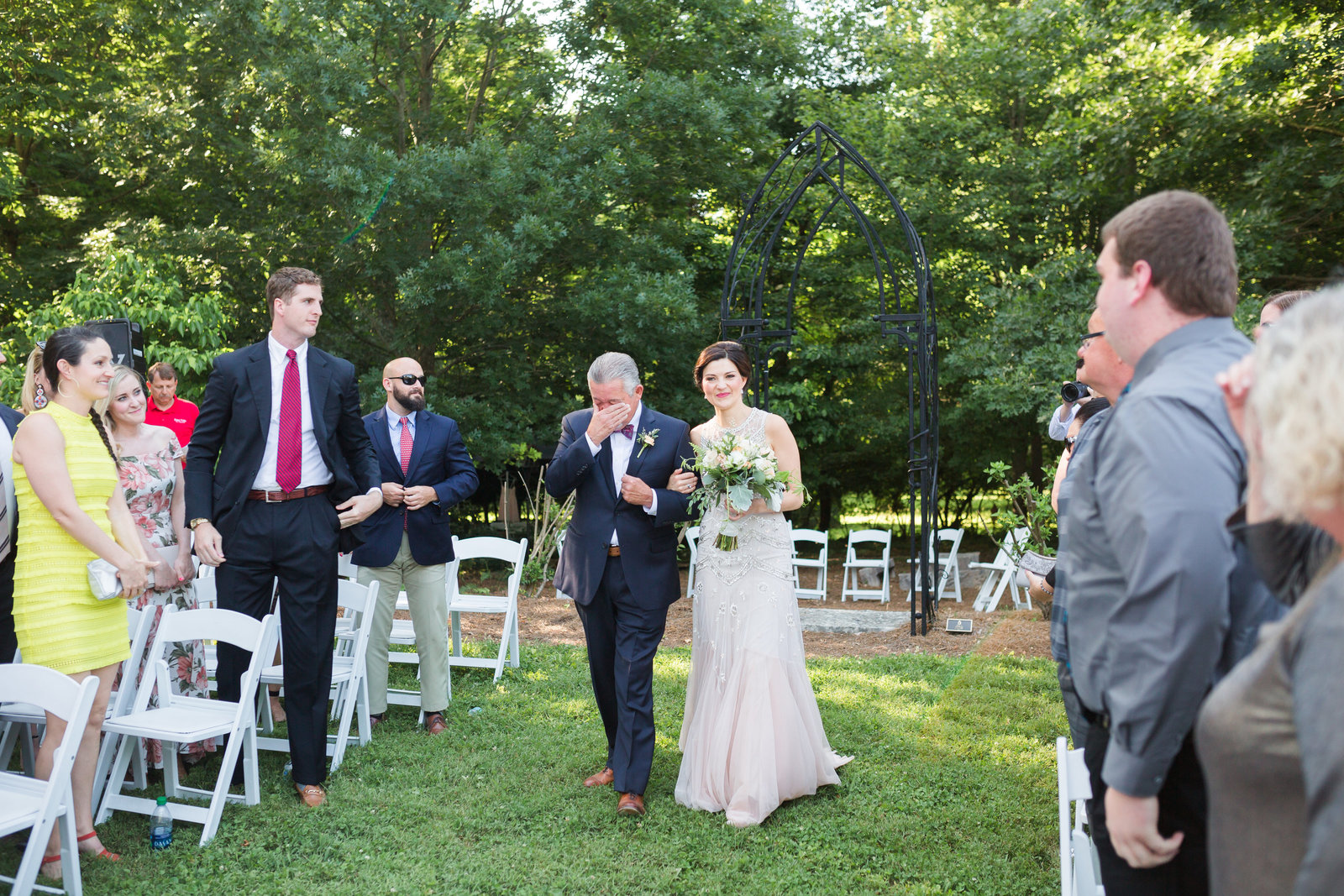Chris and Christina Married-Ceremony-Samantha Laffoon Photography-25