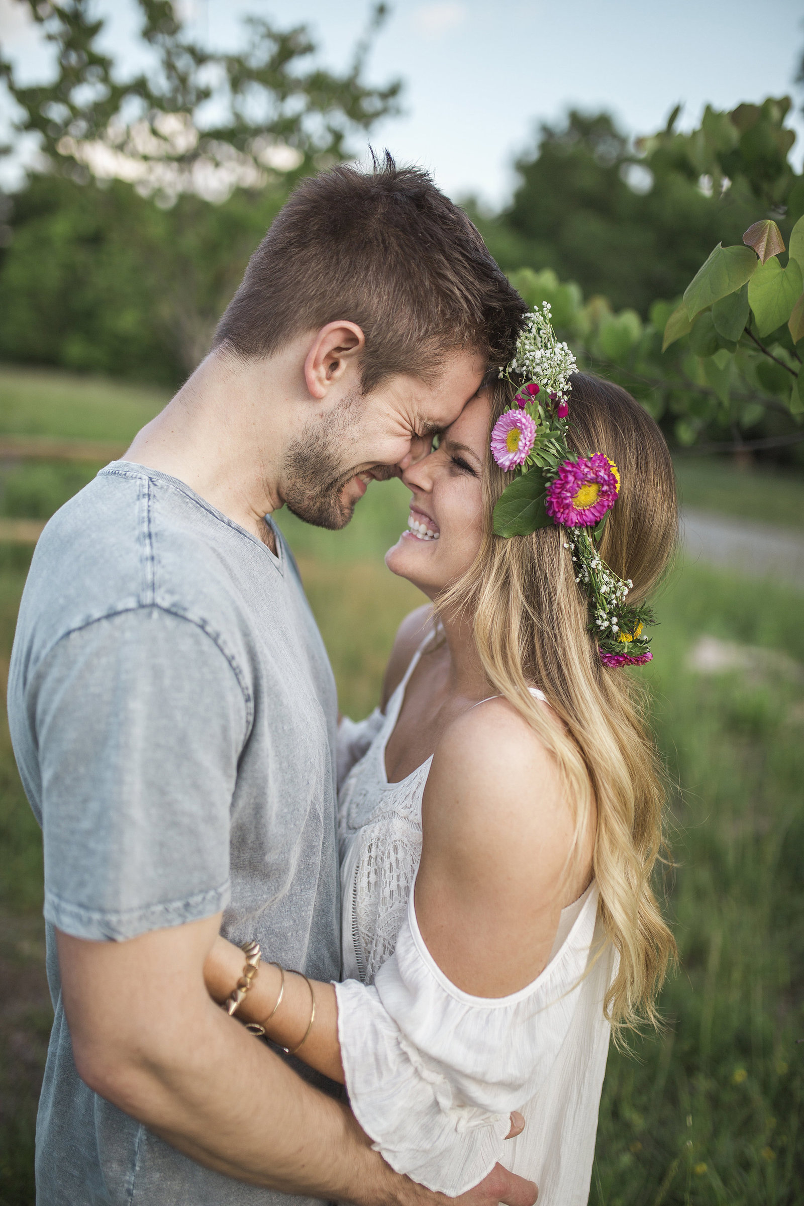 Nashville Tn engagement photographer