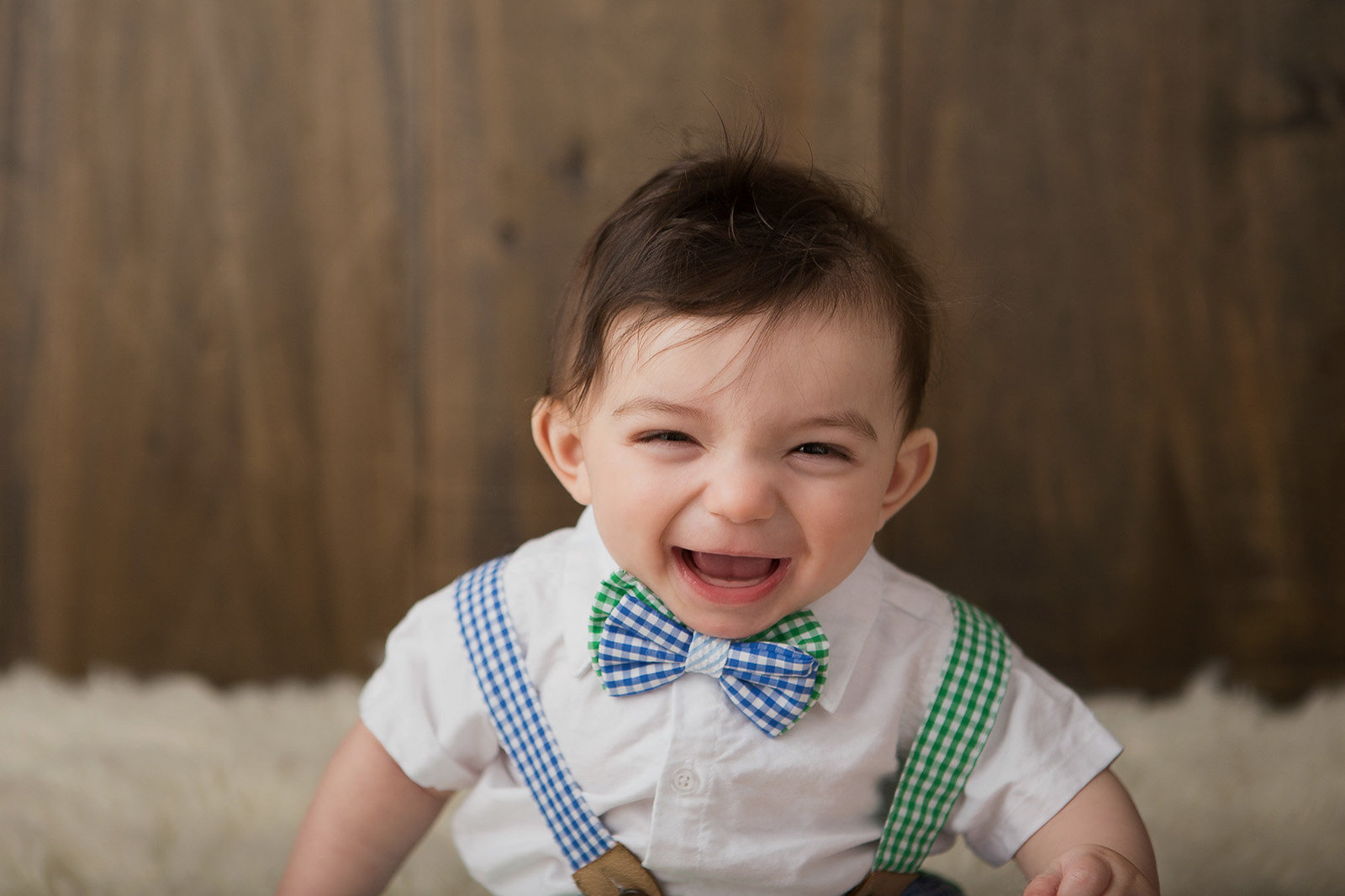 Hudson Valley NY 6 month baby photos professional photographer