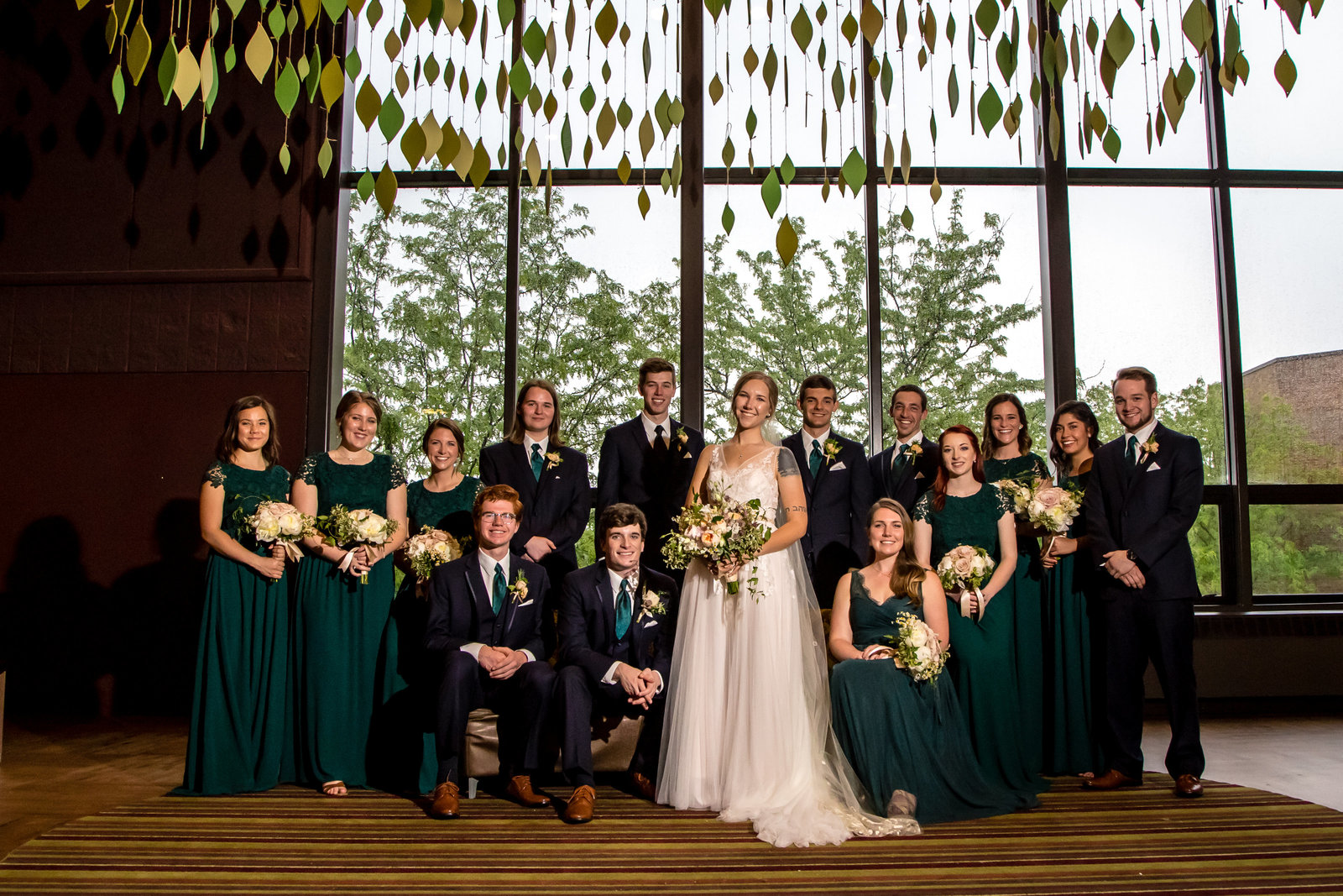 Willow Creek Community Church Wedding