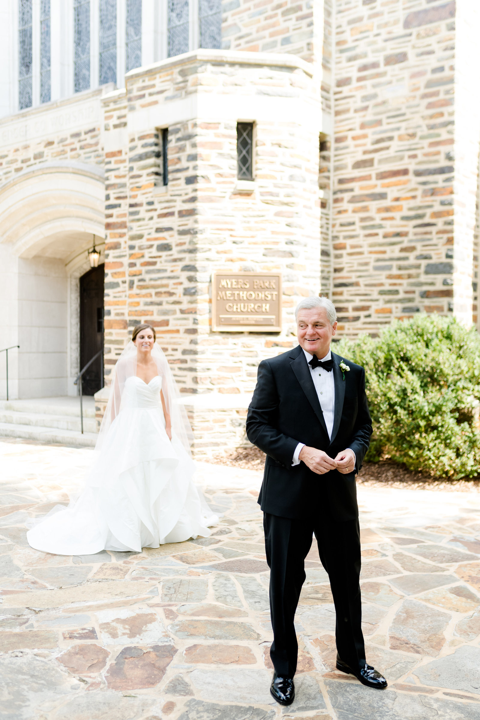 Myers Park Country Club Wedding | Katheryn Jeanne Photography