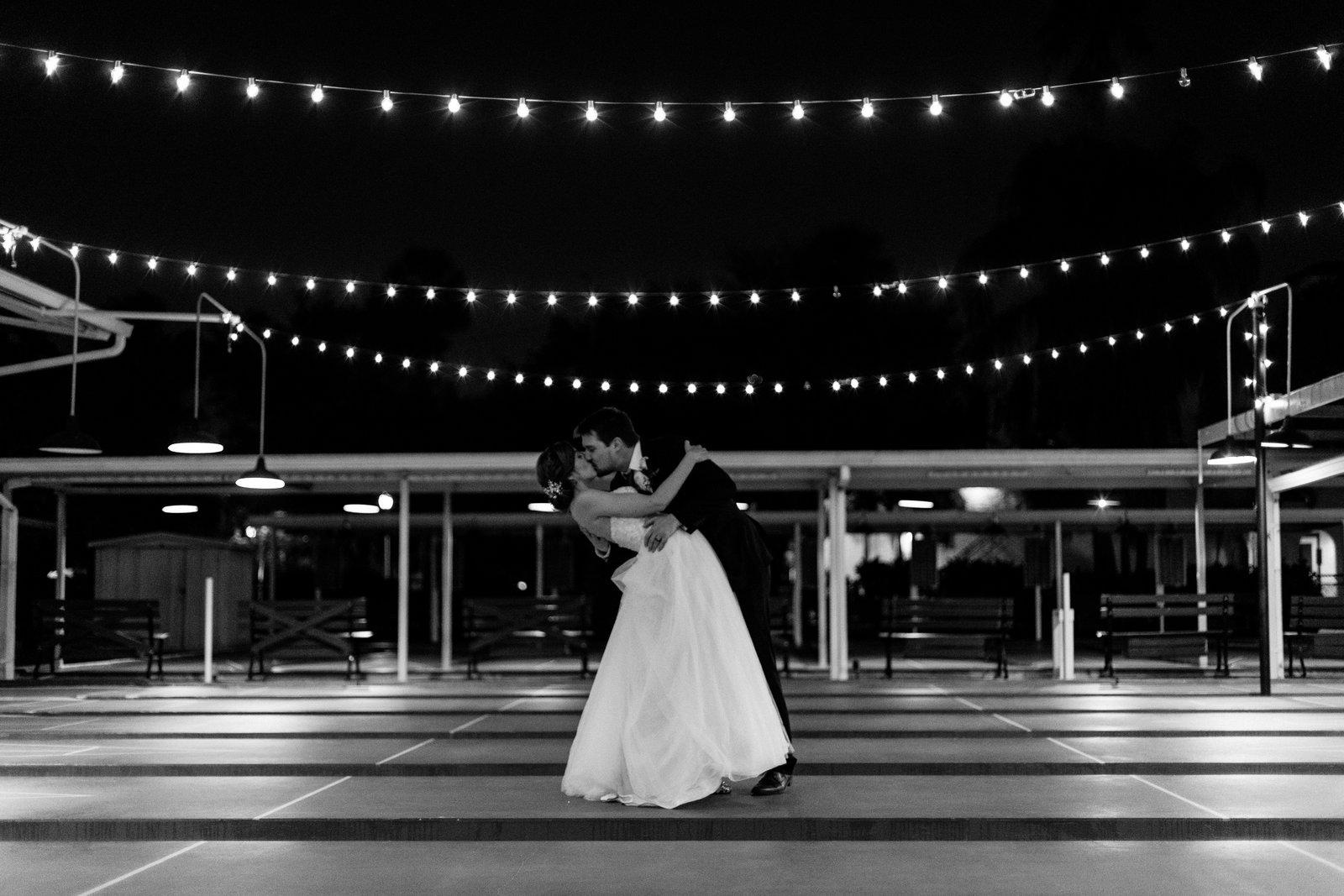 Destination Wedding Photographer Jess Collins Photography at Downtown St. Petersburg Wedding Venue the St. Petersburg Shuffleboard Club  with Orlando Wedding Photography