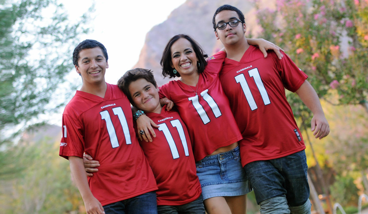 Family Session team work 11