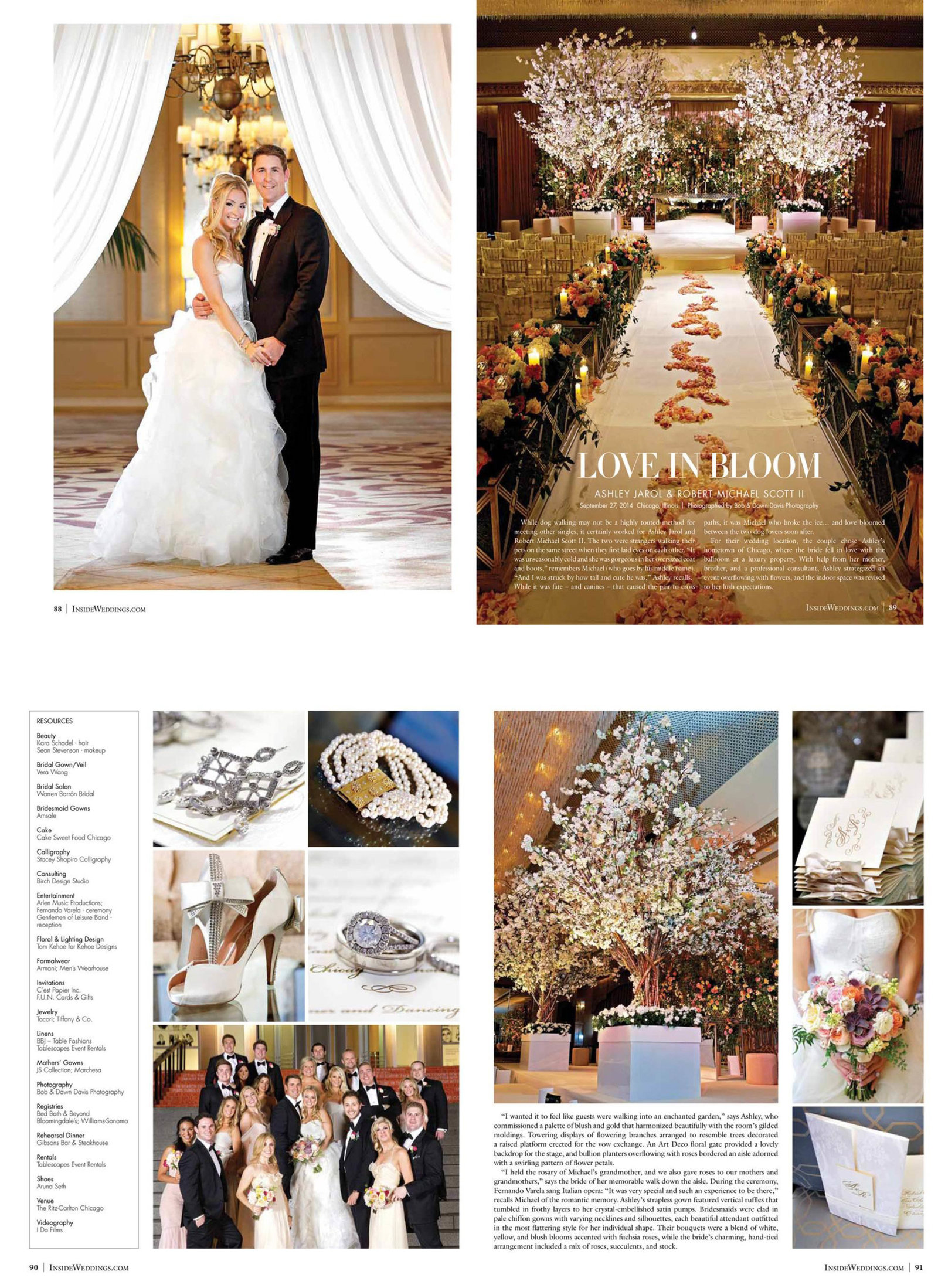 1 - Inside Weddings - Ashley & Michael -Article-1