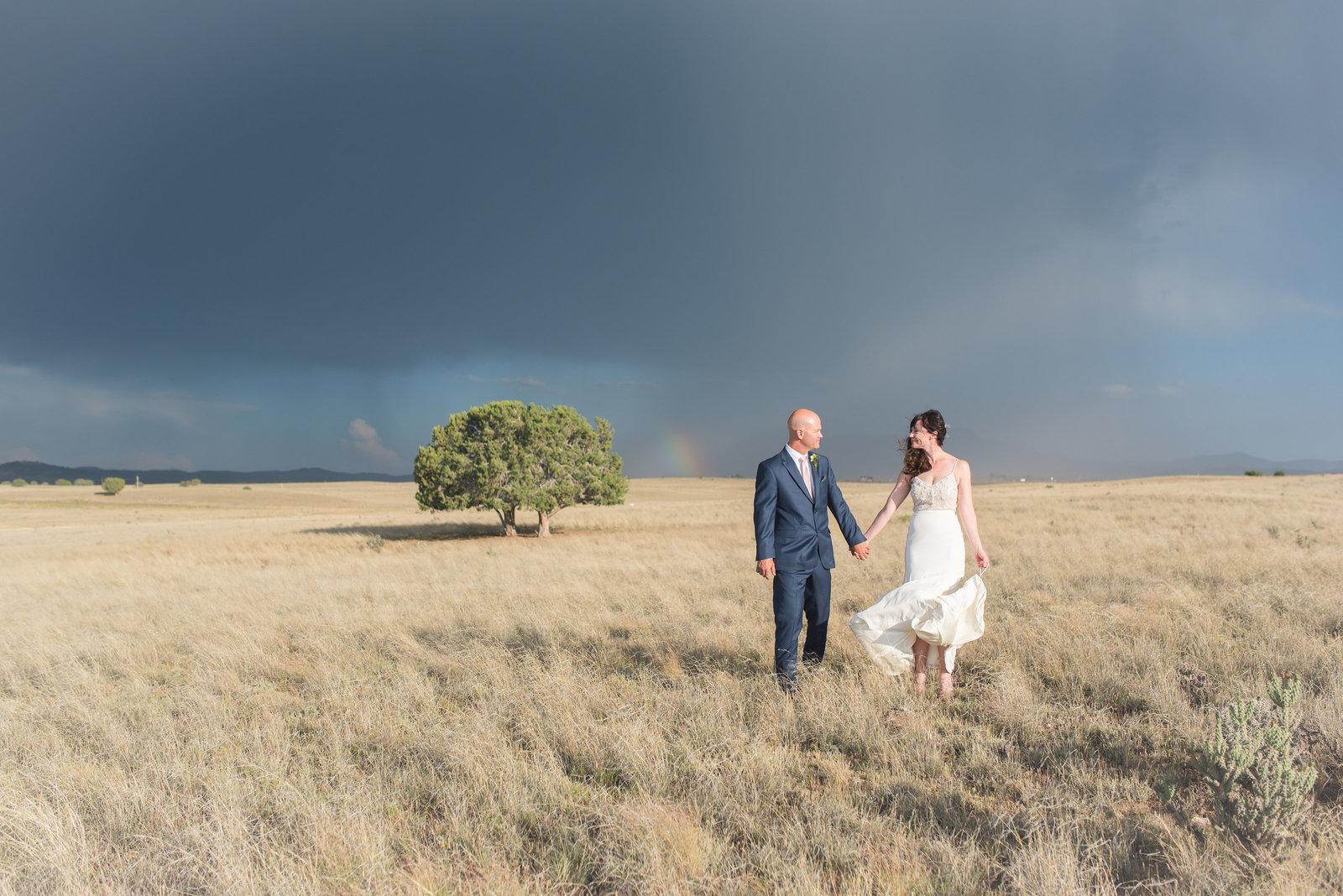 Desert Oasis Wedding  |  Round Lens PhotographyJune132