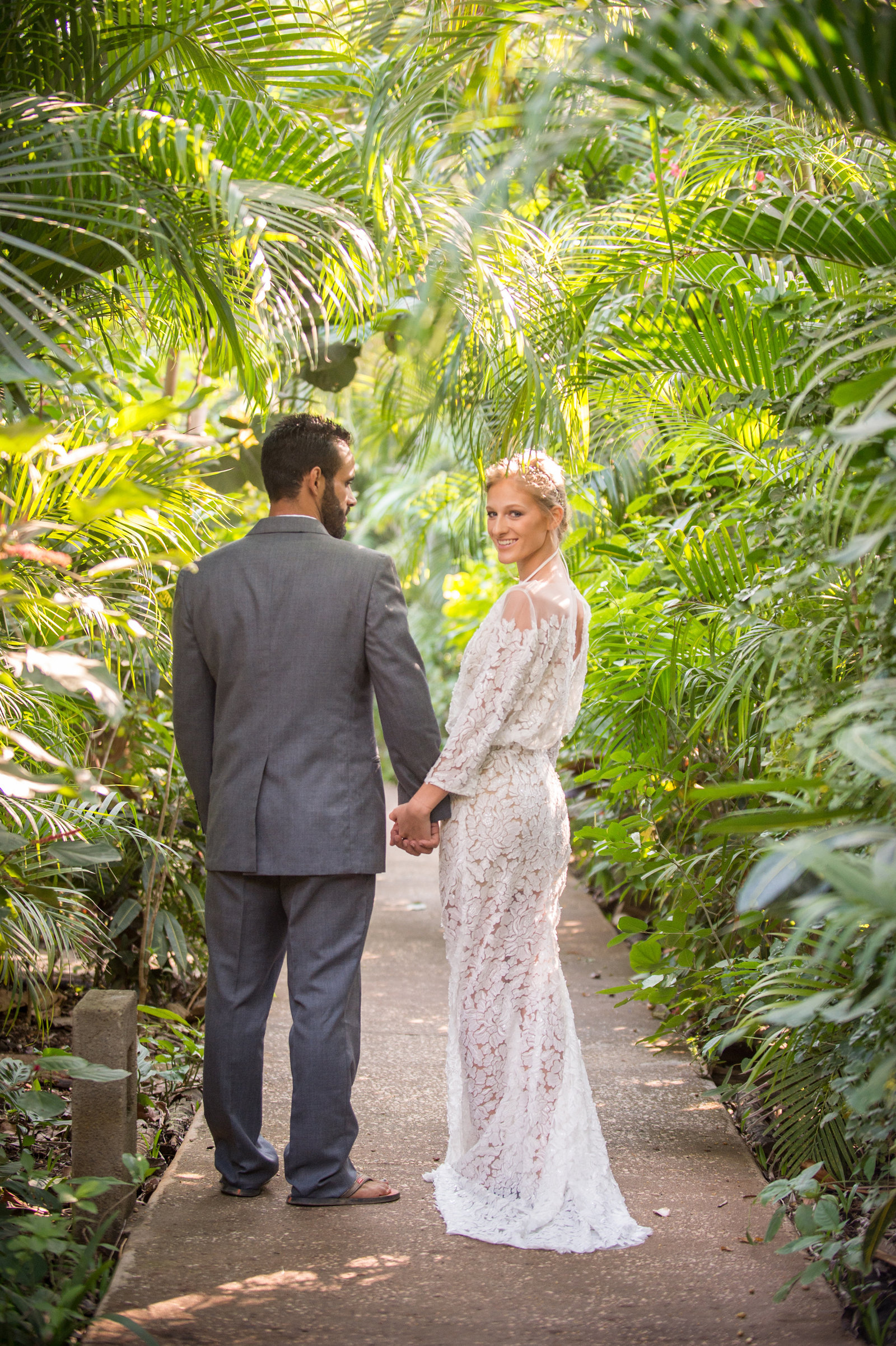 Playa Langosta Costa Rica Destination Wedding Photographers - 1