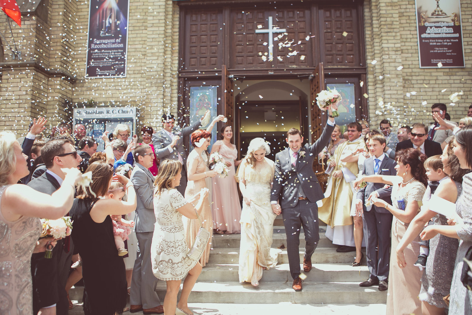 New Vintage Media Toronto Wedding Photography and Cinematography