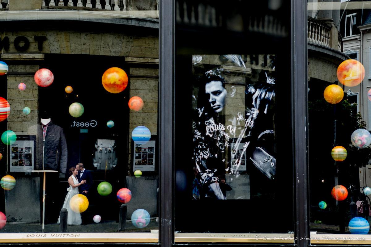 Horta Antwerpen trouw a Emilie en Jan foto