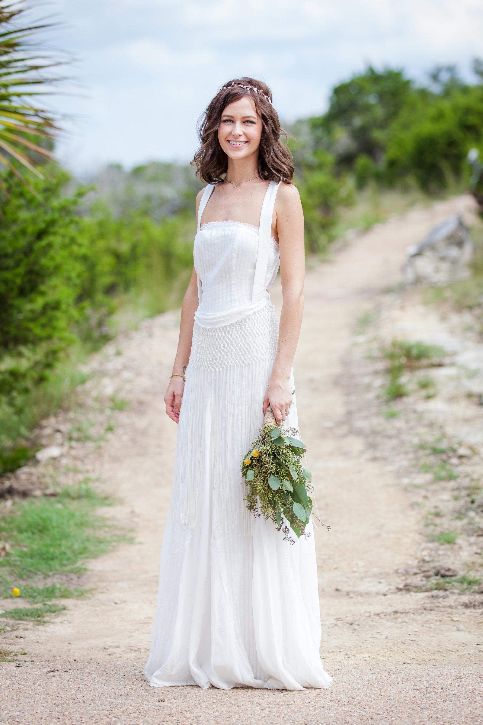 Austin Family Photographer, Tiffany Chapman, bride portrait photo