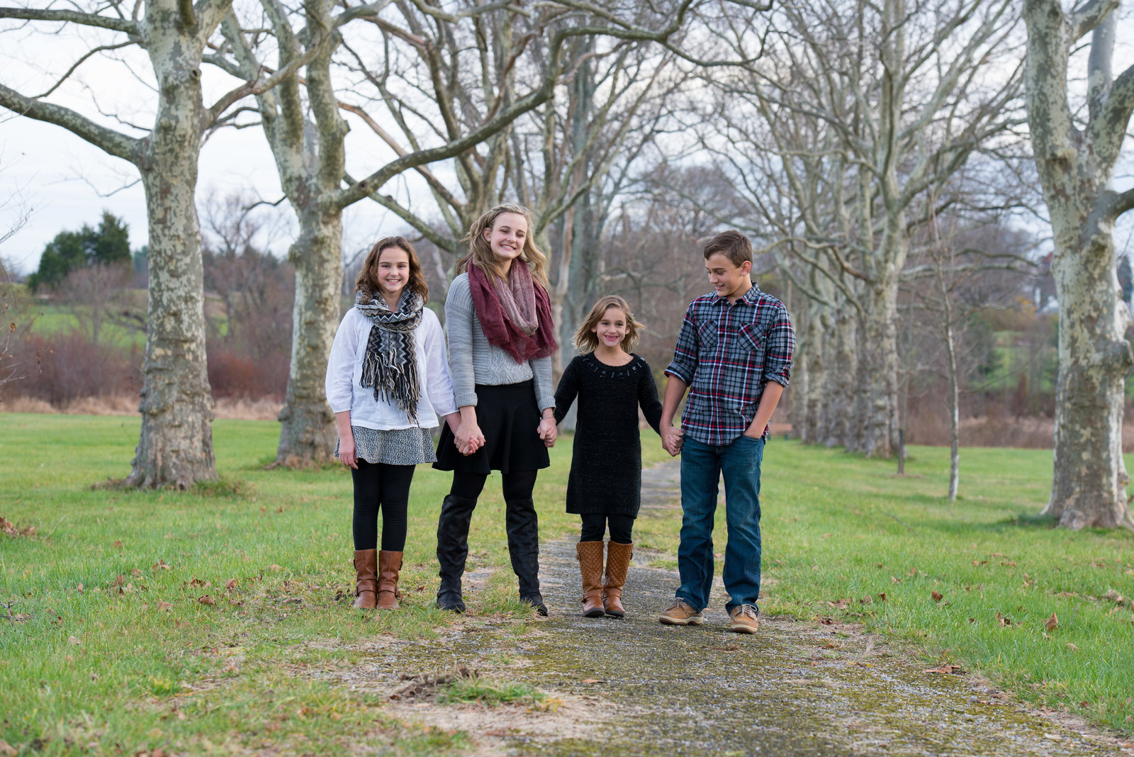 West Chester PA Photographer, Fall Family Portraits