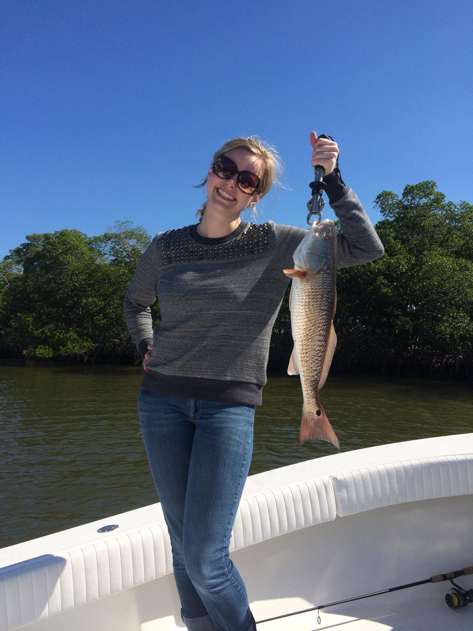 redfish photo