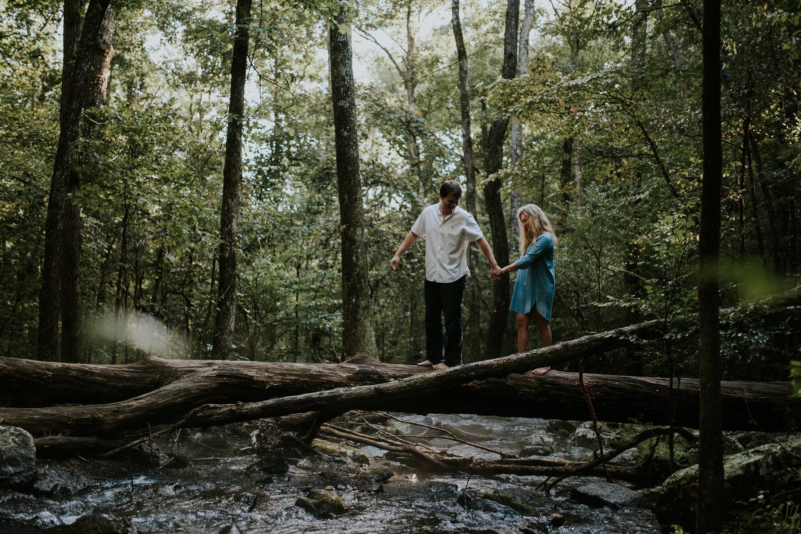 Arkansas Engagement Session