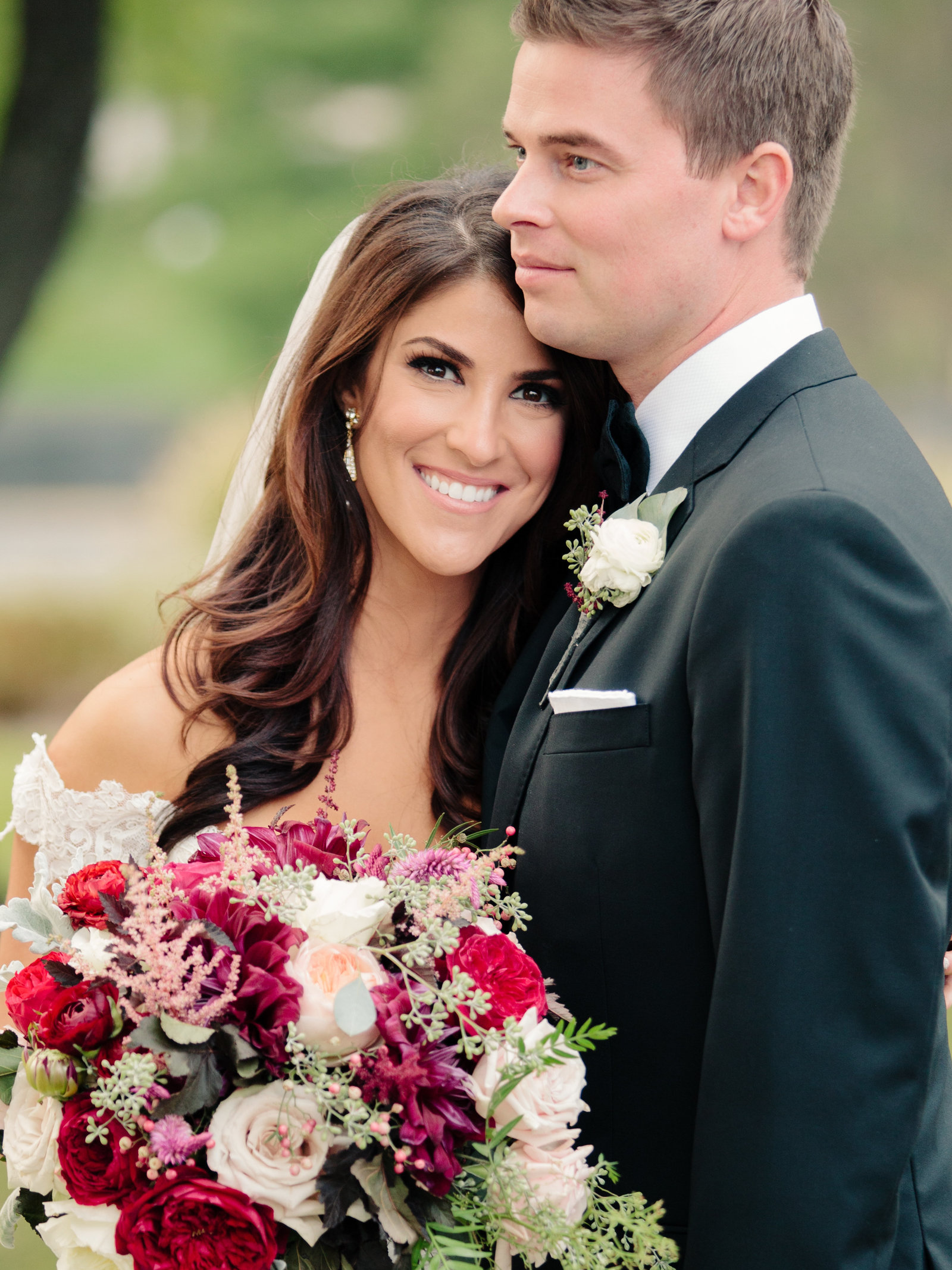 214_black_bow_tie_Forest_Hills_Country_Club_wedding_Outdoor_blush