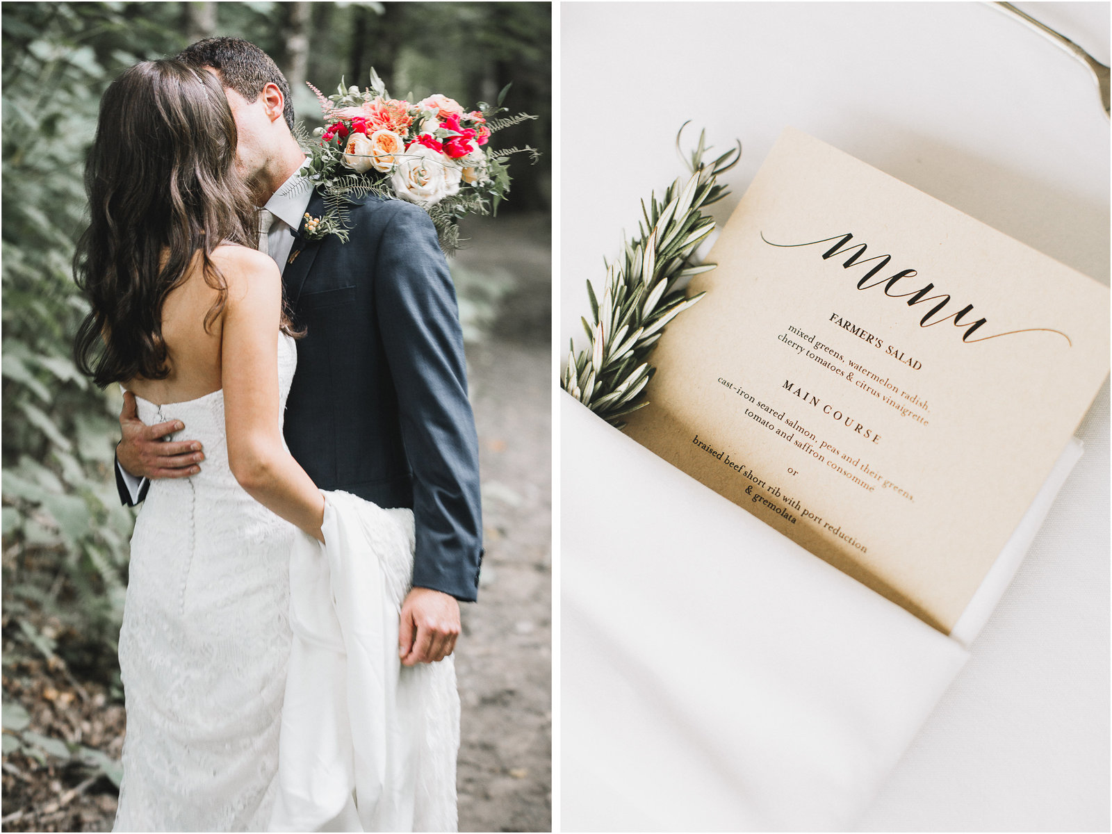 Topnotch Resort Wedding Stowe Vermont Ashley Largesse Photography